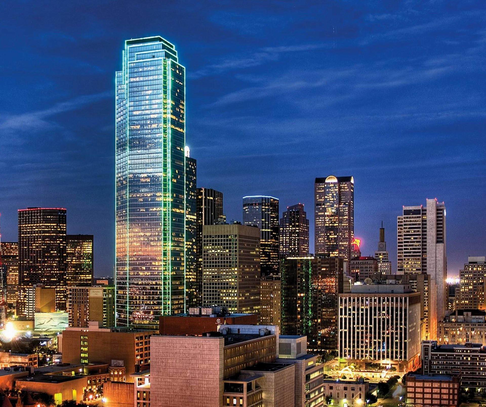 Houston Skyline Wallpaper ·① WallpaperTag