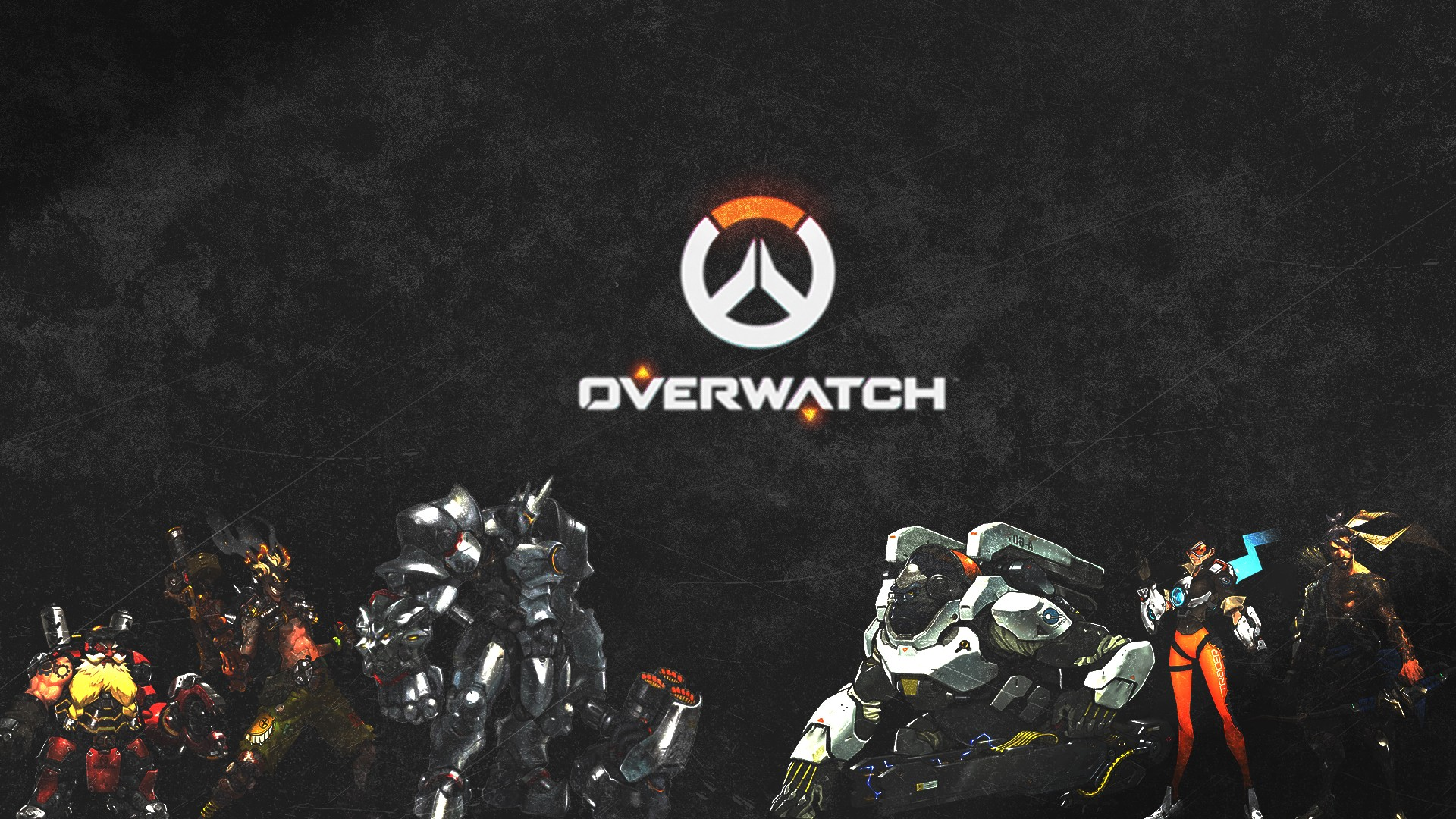Dual Monitor Wallpaper Overwatch: Overwatch Wallpaper 1080p ·① Download Free Cool High