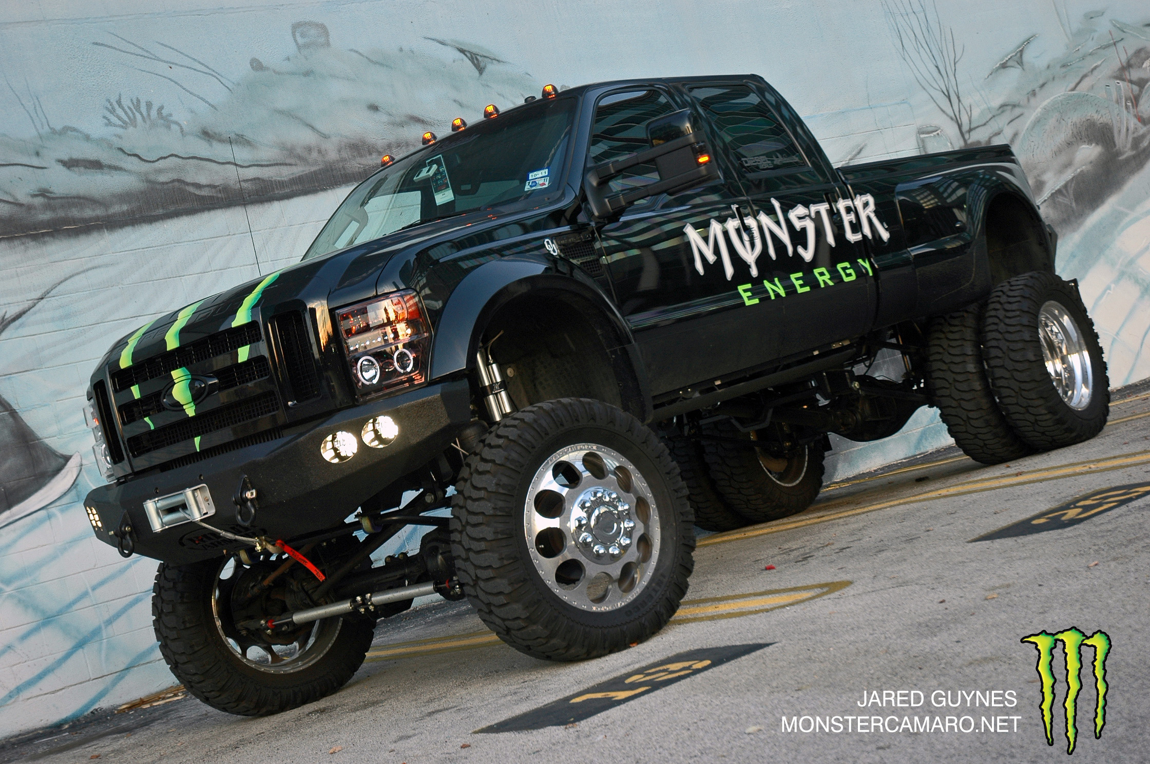 Monster Trucks Wallpaper 183 ① Wallpapertag