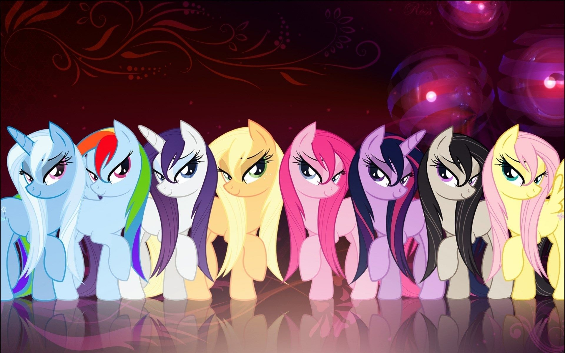 My Little Pony Android Wallpaper Wallpapertag
