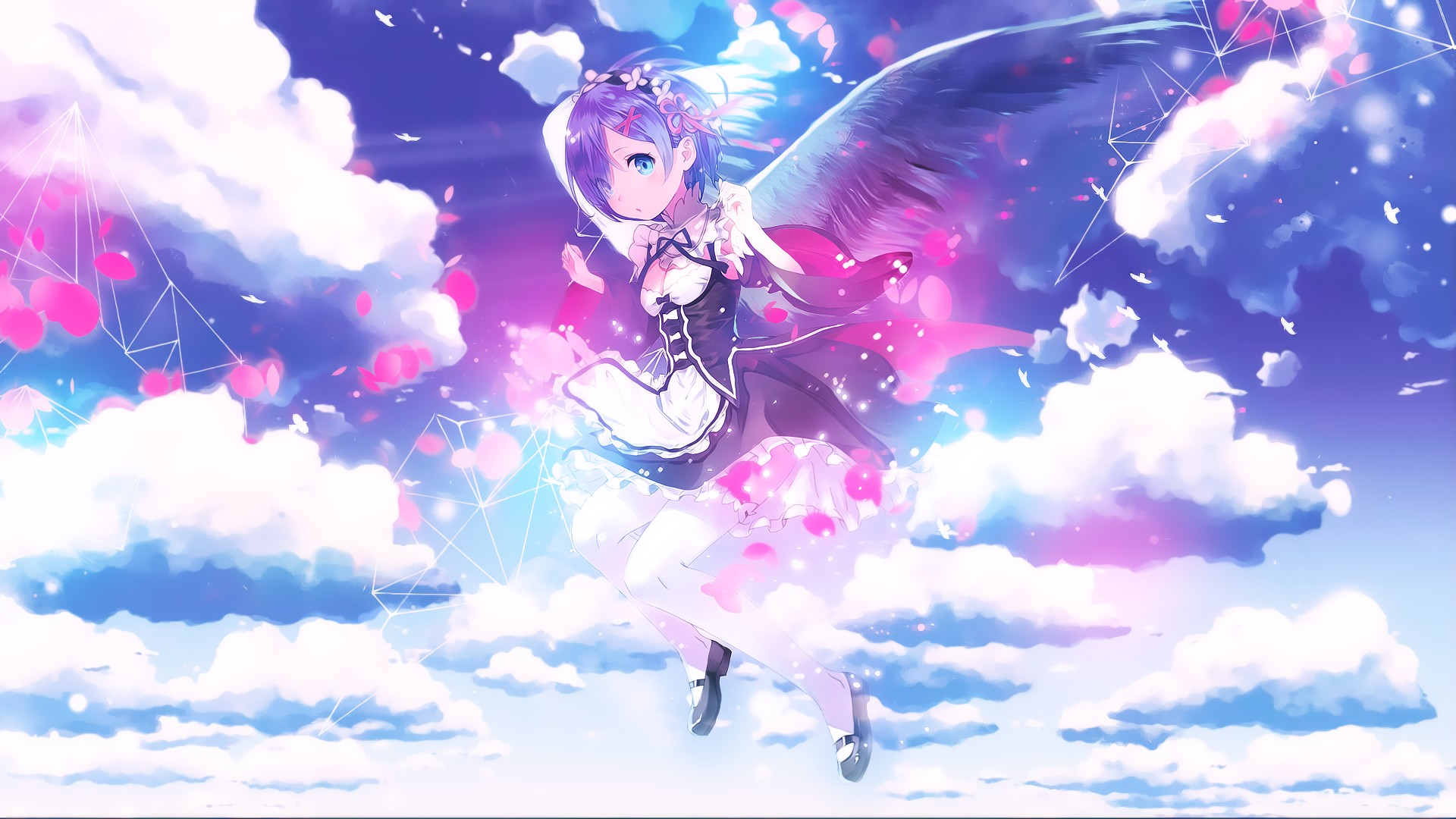 945 Re Zero Starting Life In Another World Hd Wallpapers