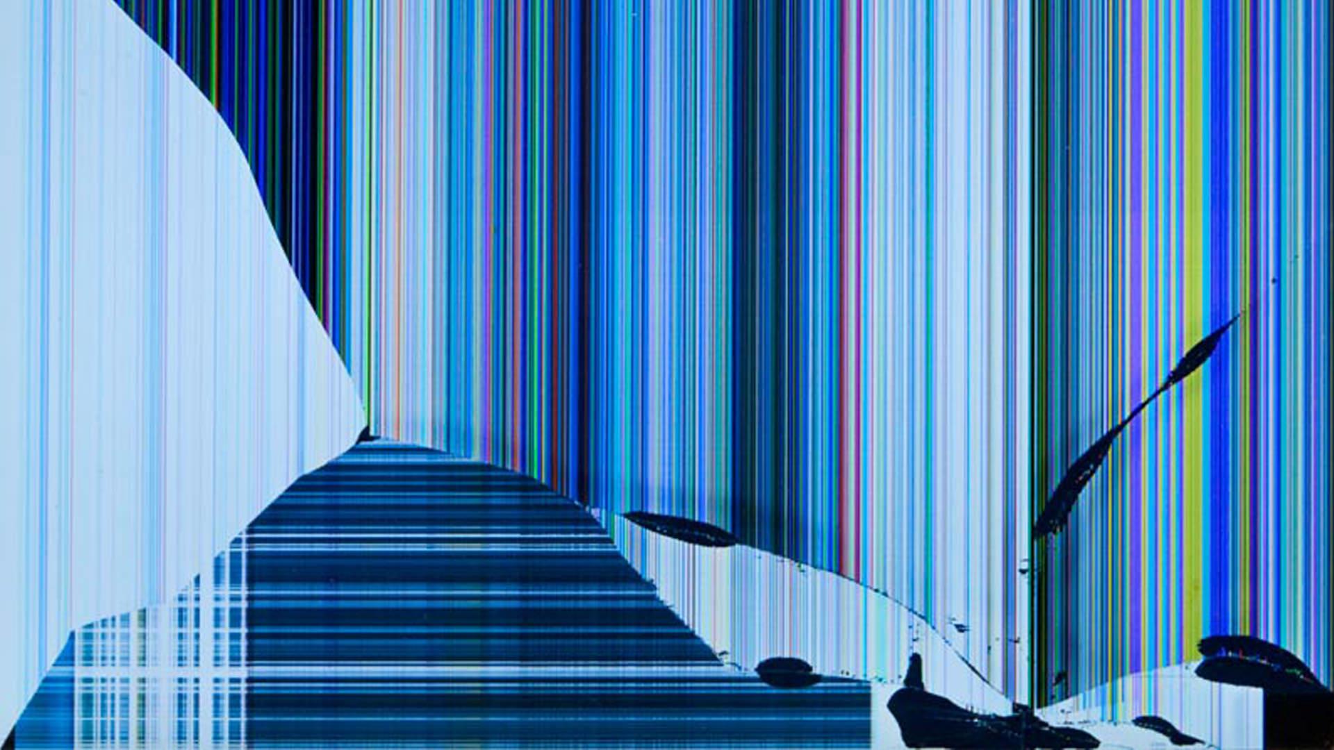 Broken Screen Background Wallpapertag