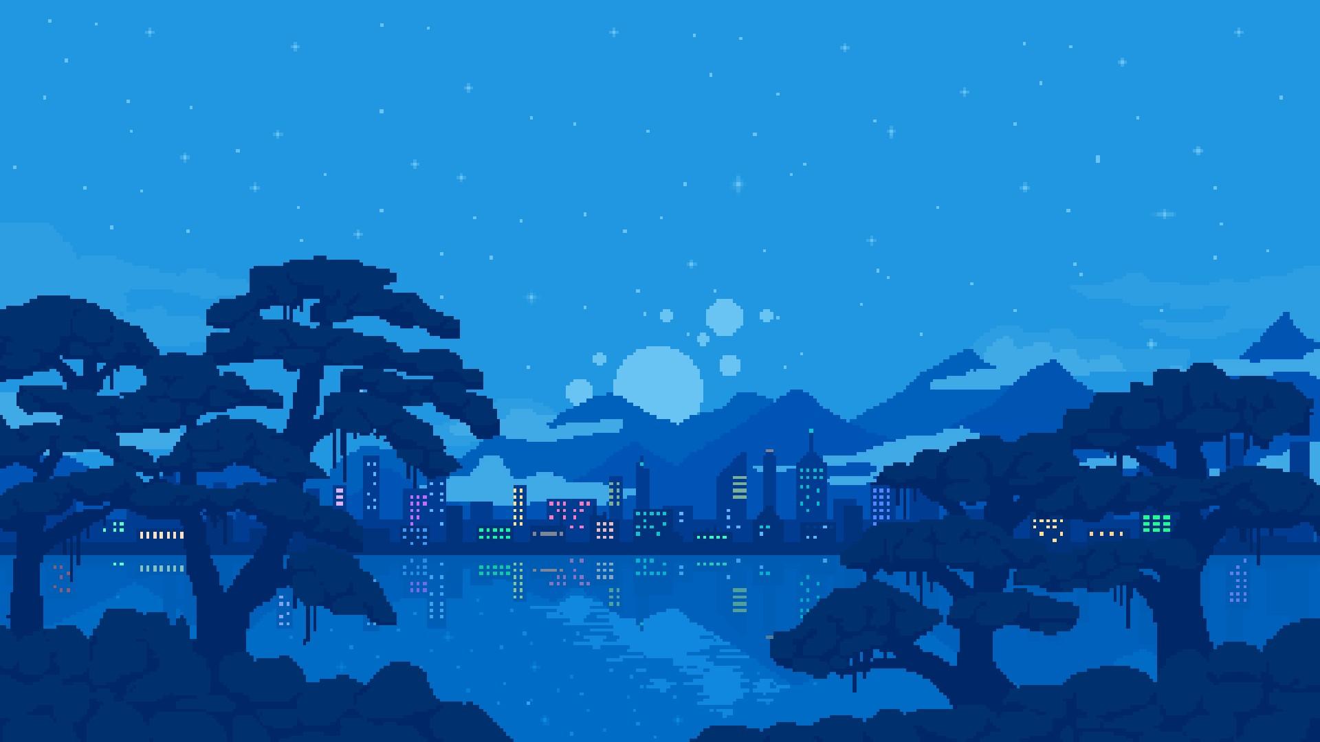 pixel landscape background tumblr 183�� download free full hd