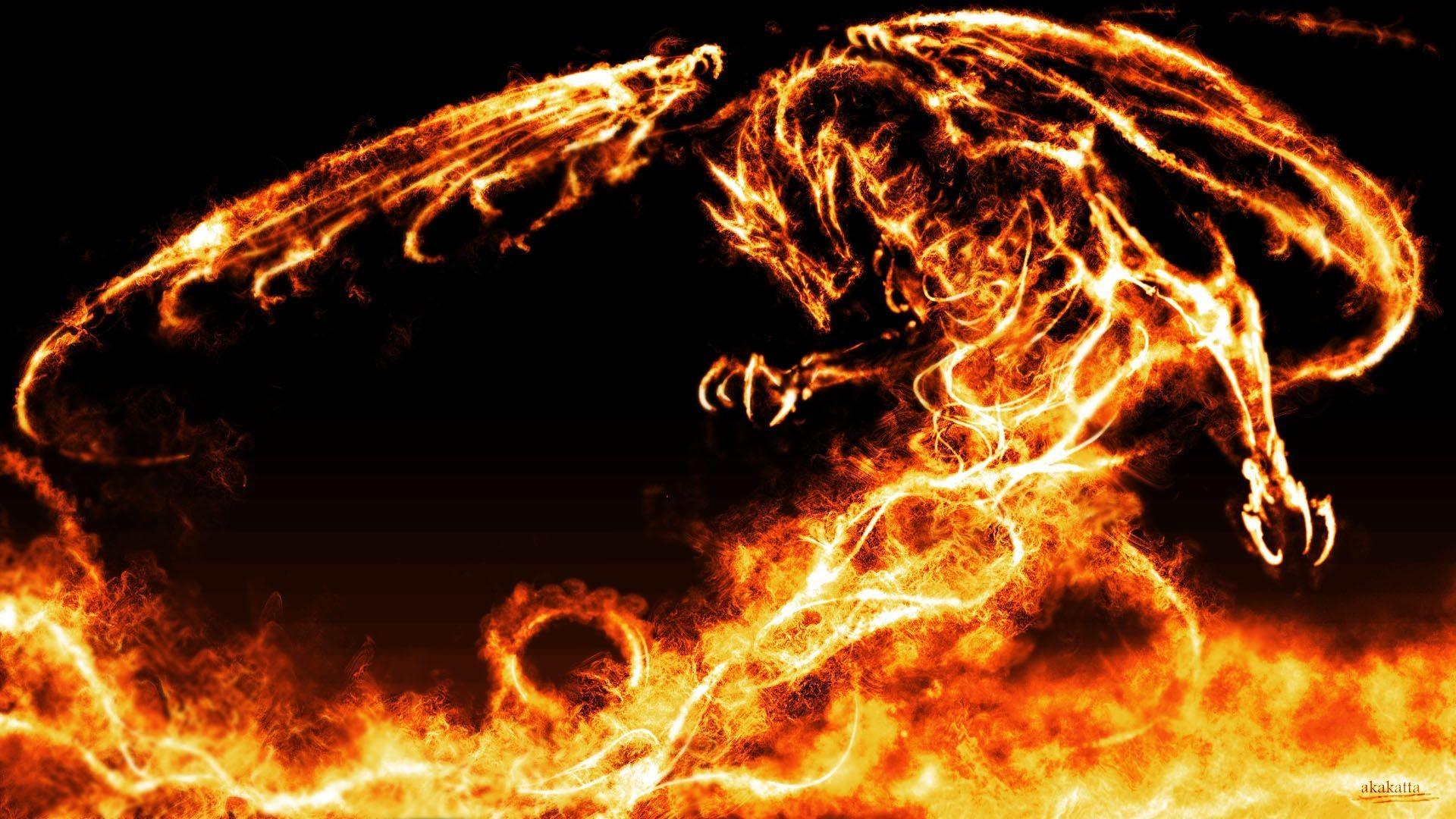 Epic Dragon Wallpaper 1