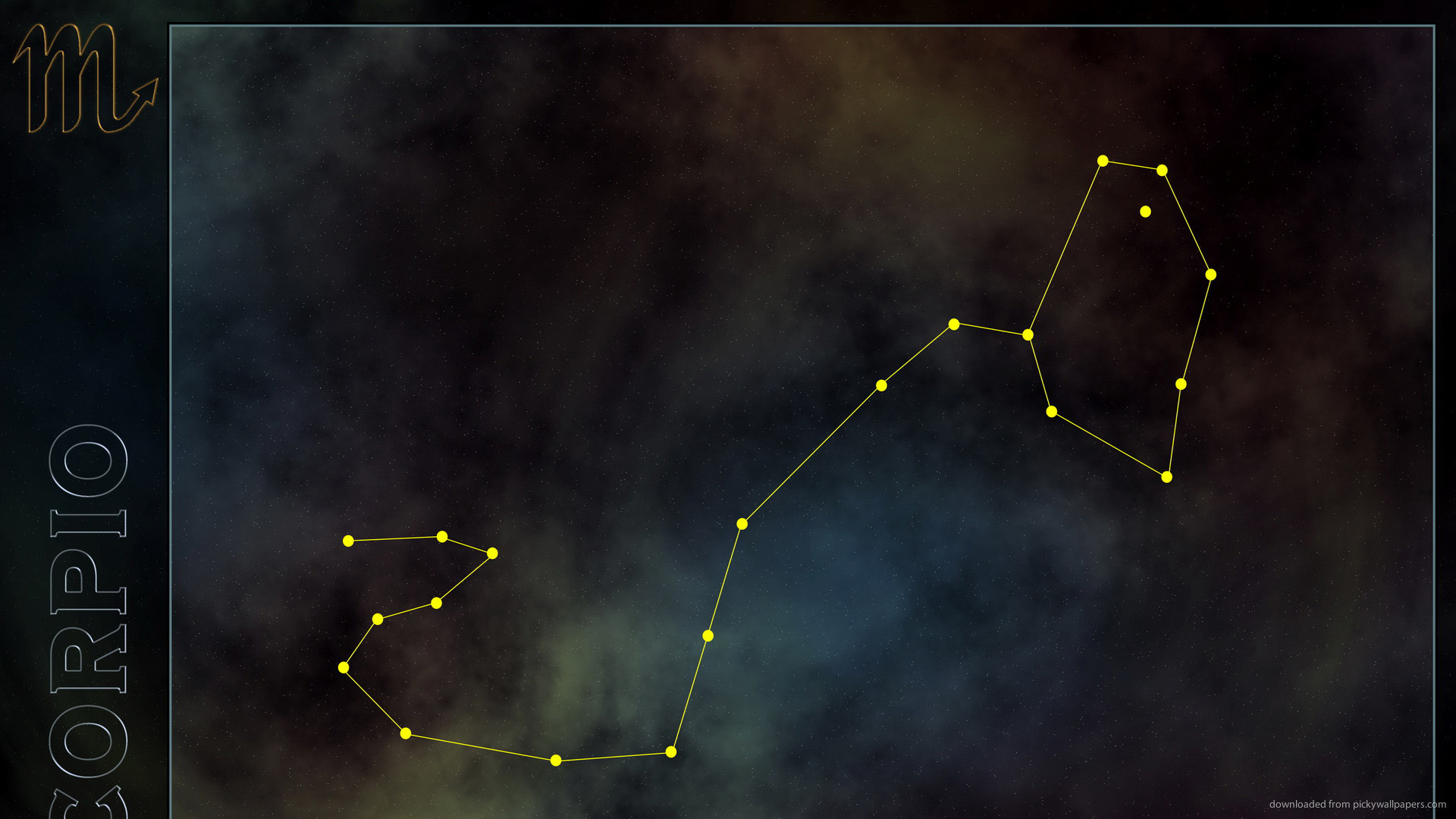 characteristics of the constellation scorpius Alike all other constellations, there can be myths found associated to the scorpio constellation too, that come from various civilizations the most renowned folklore connected with this constellation signifies the story of orion.