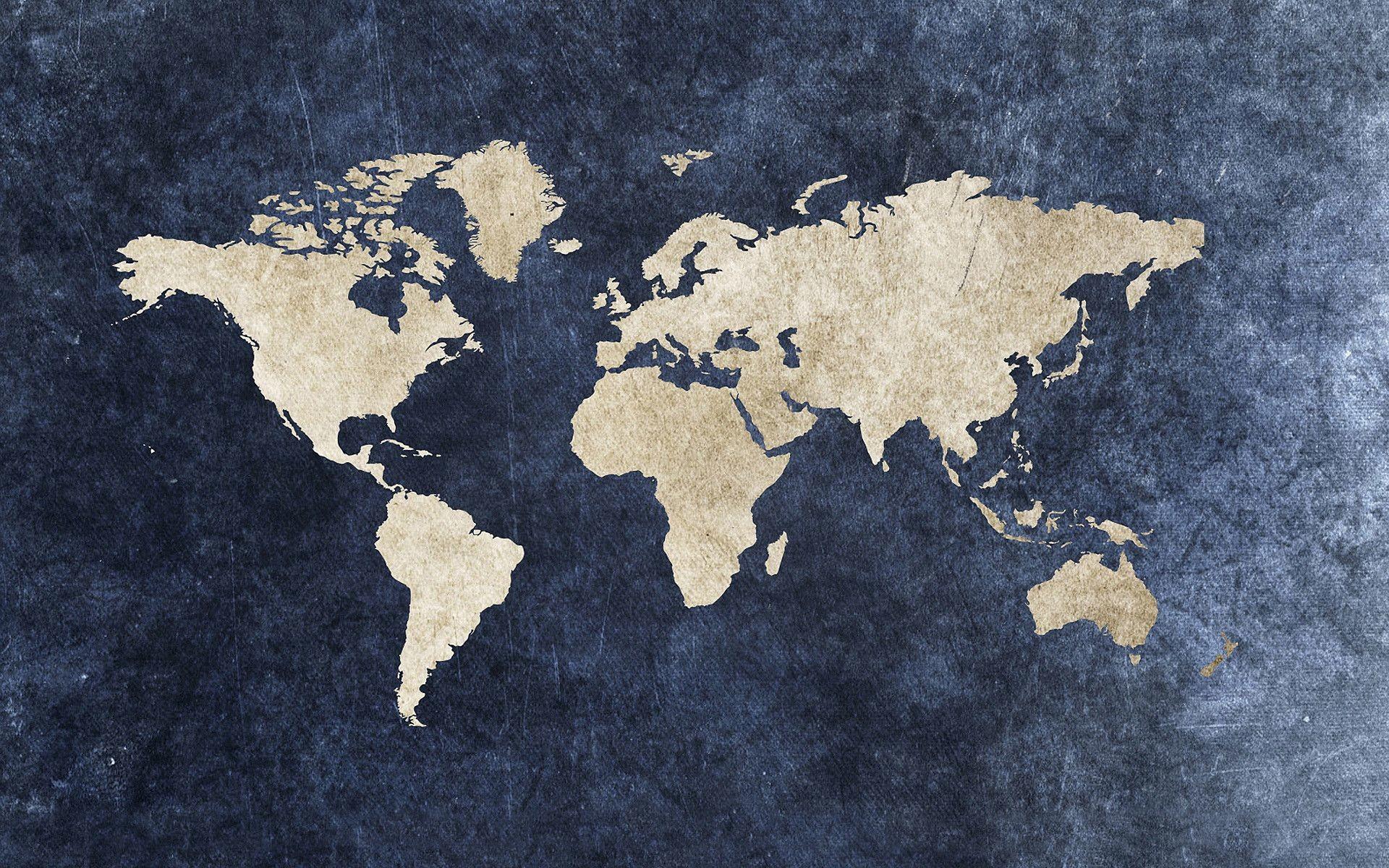 World map desktop wallpaper map gumiabroncs Gallery