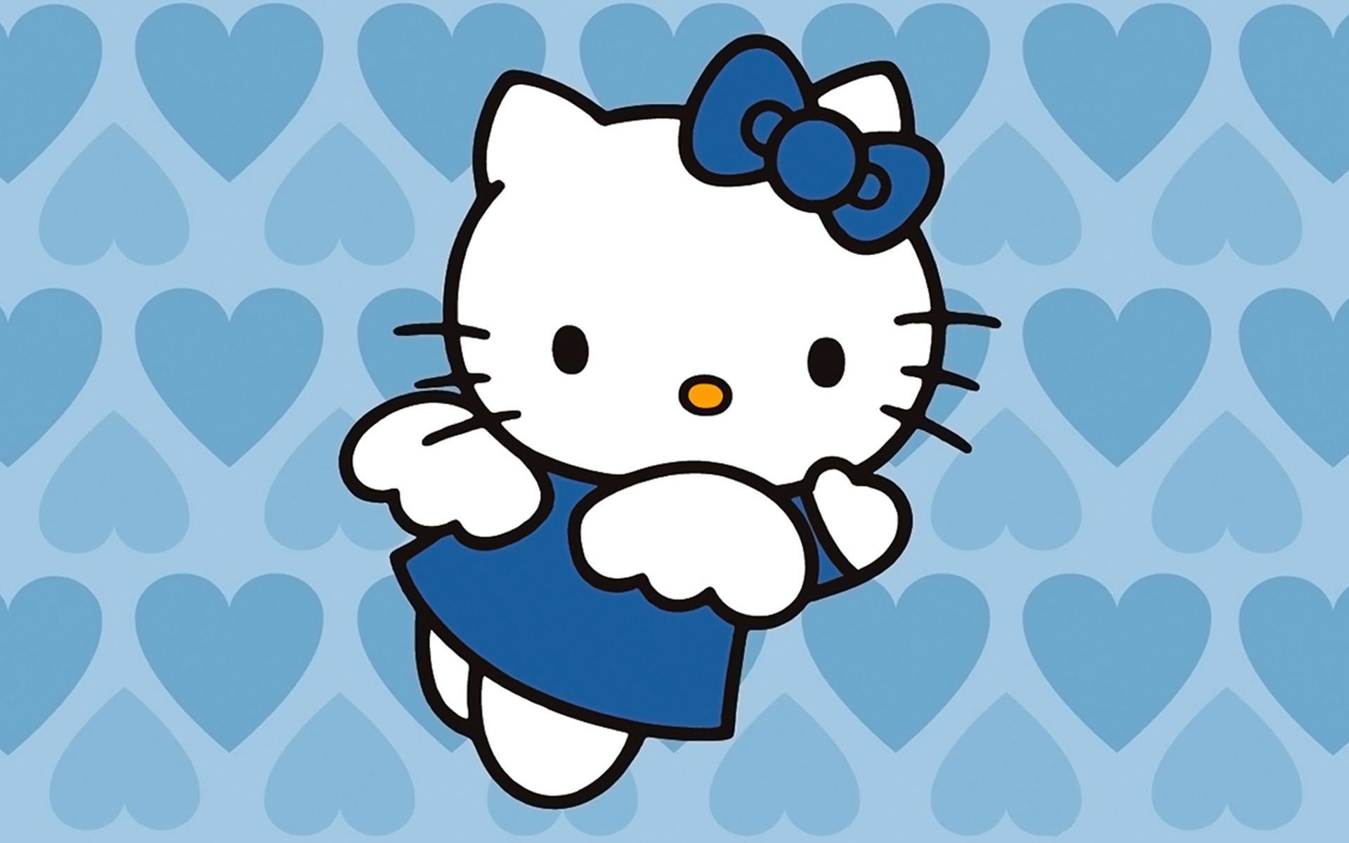 Hello Kitty Christmas Background ·① WallpaperTag