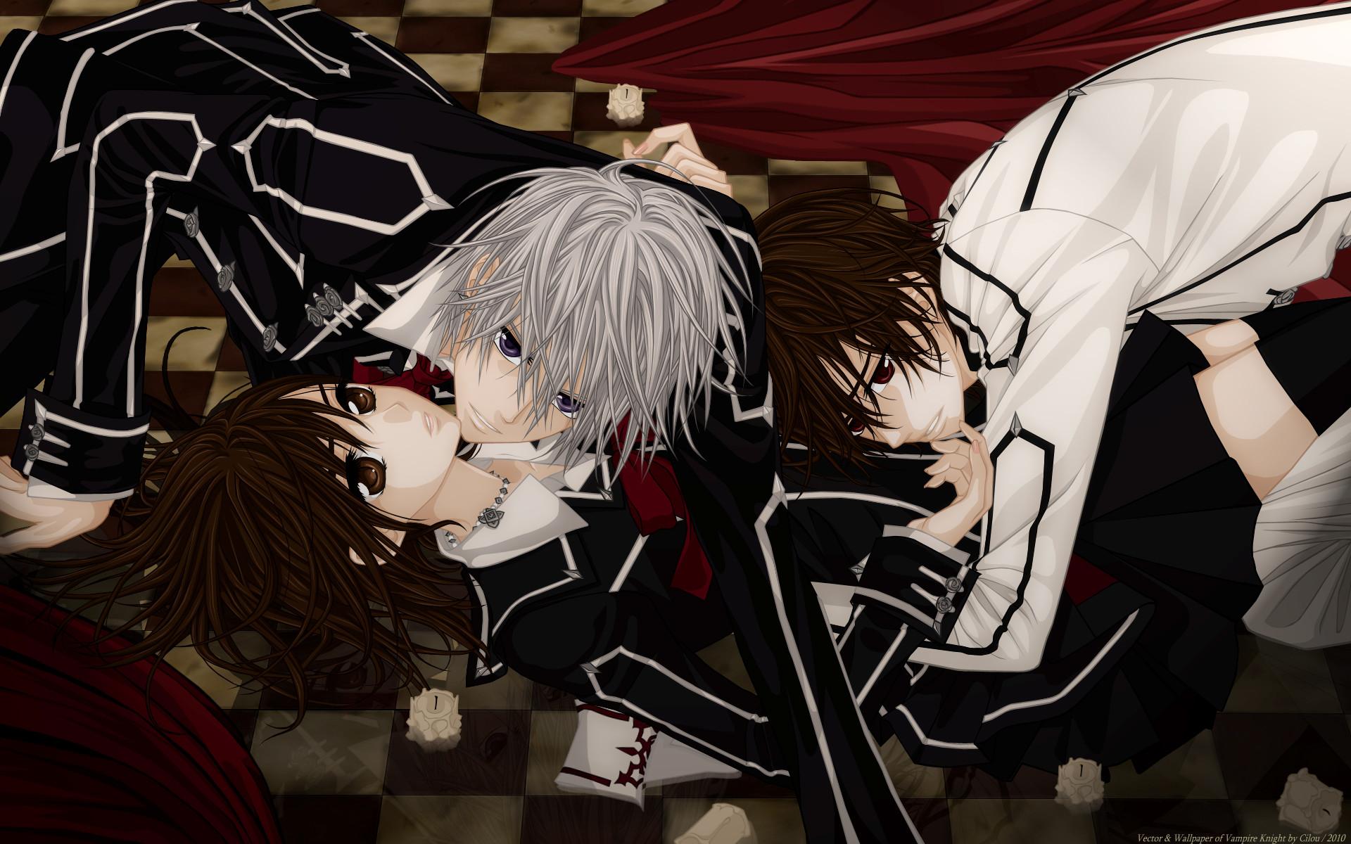 Vampire Knight Wallpaper ·① WallpaperTag