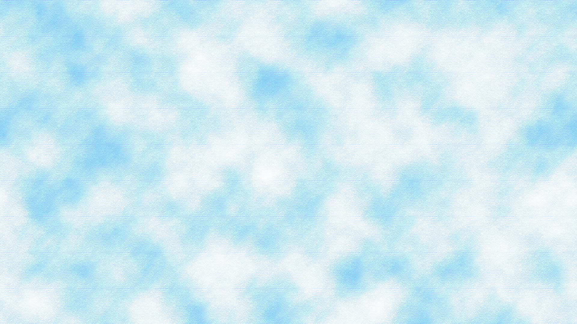 1920x1080 Blue And White Cloud Pattern Background Download Simple
