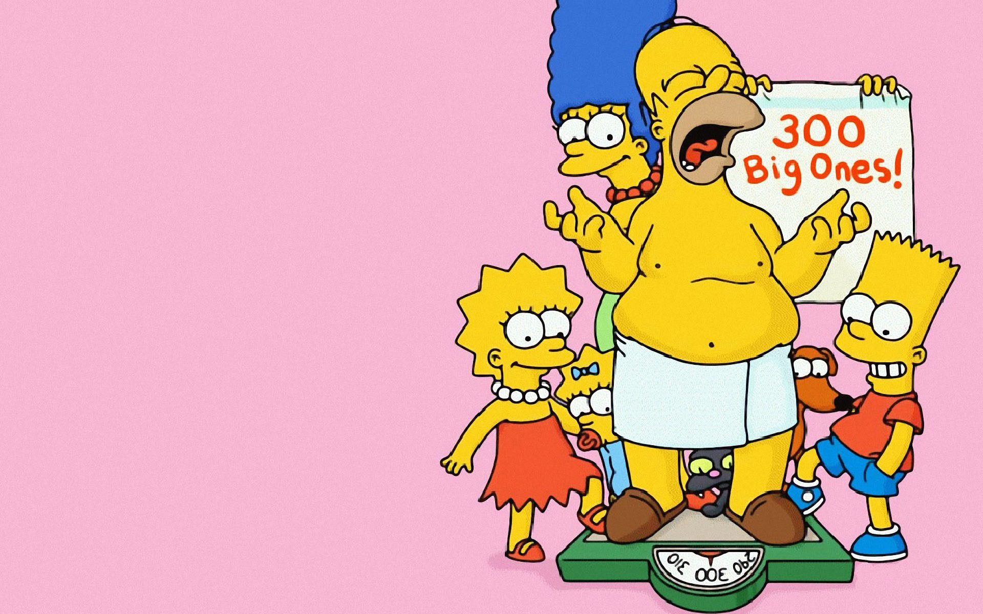 Funny Simpsons Wallpapers ·① WallpaperTag