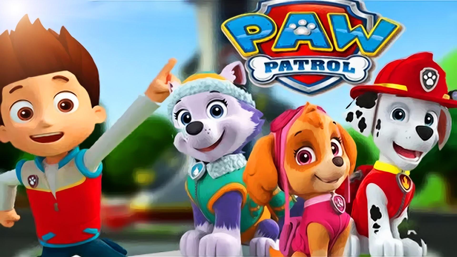 paw patrol wallpapers ·① wallpapertag