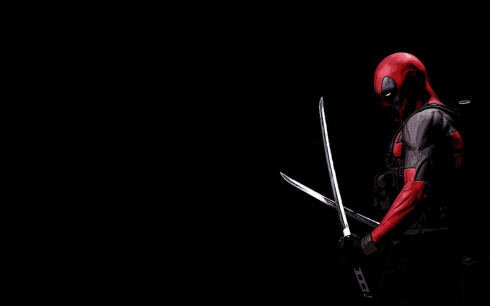 deadpool wallpaper iphone x