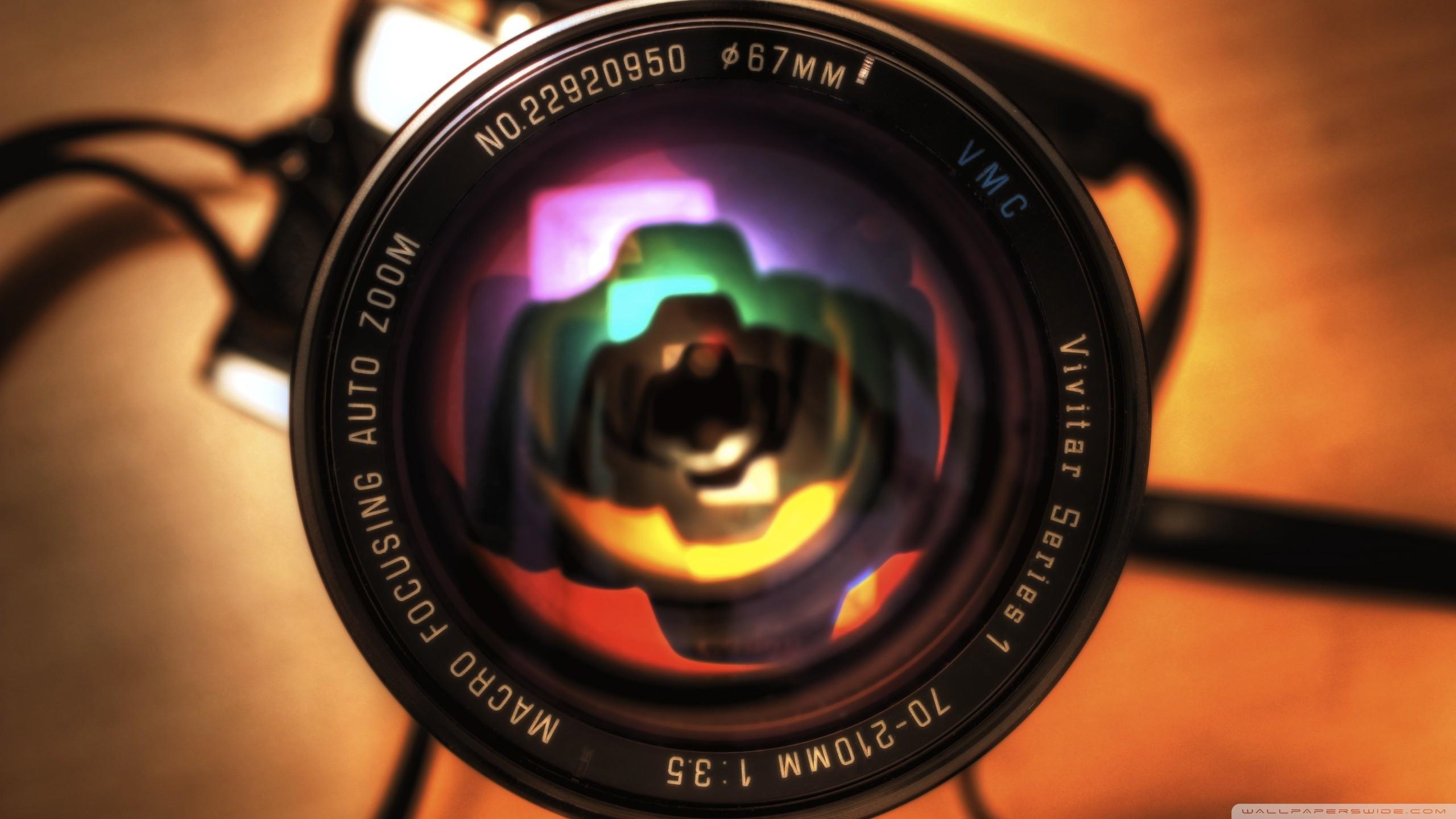 Camera Wallpapers ①