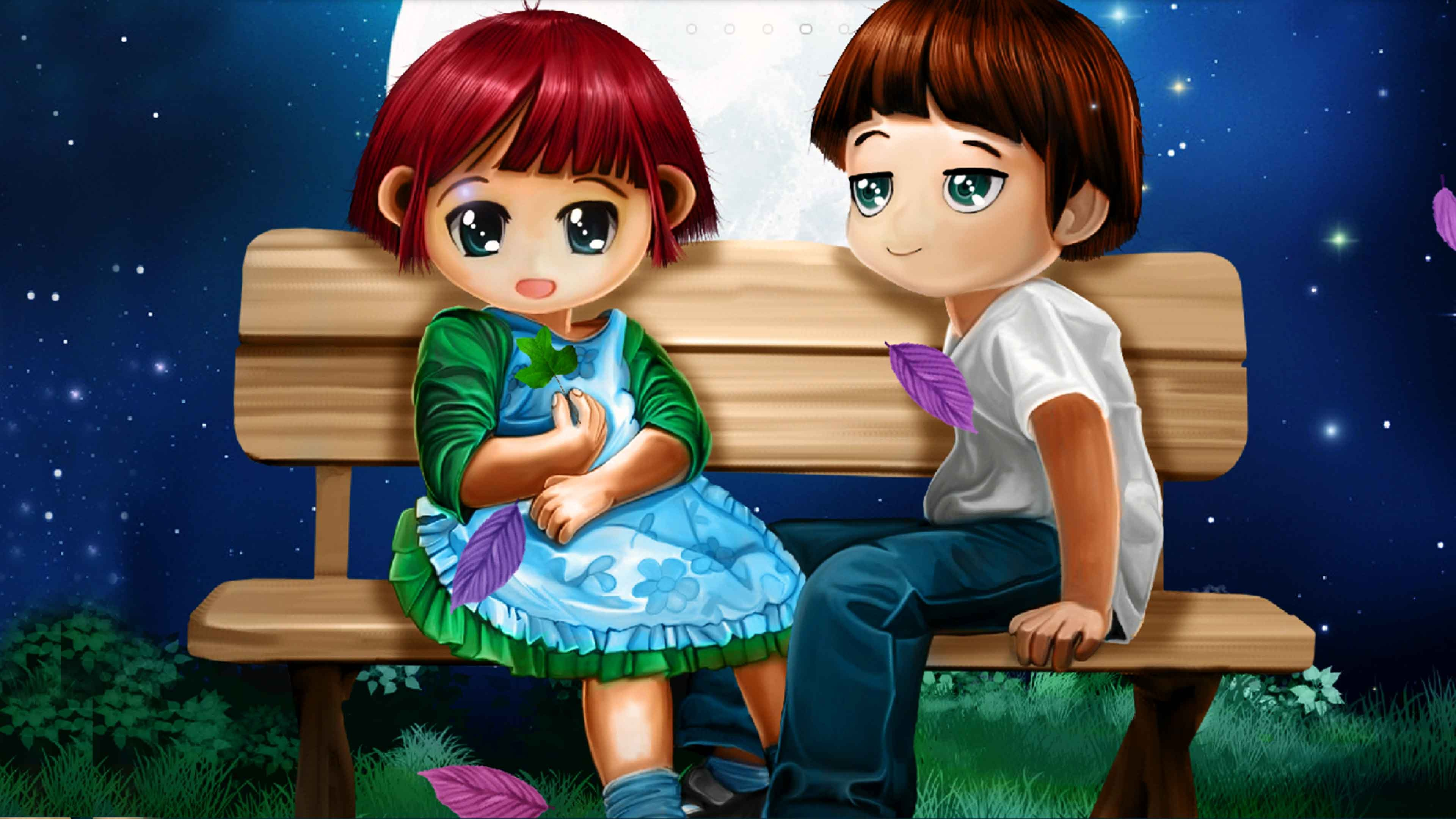 Cartoon wallpaper download free amazing backgrounds for - Couple wallpaper download ...