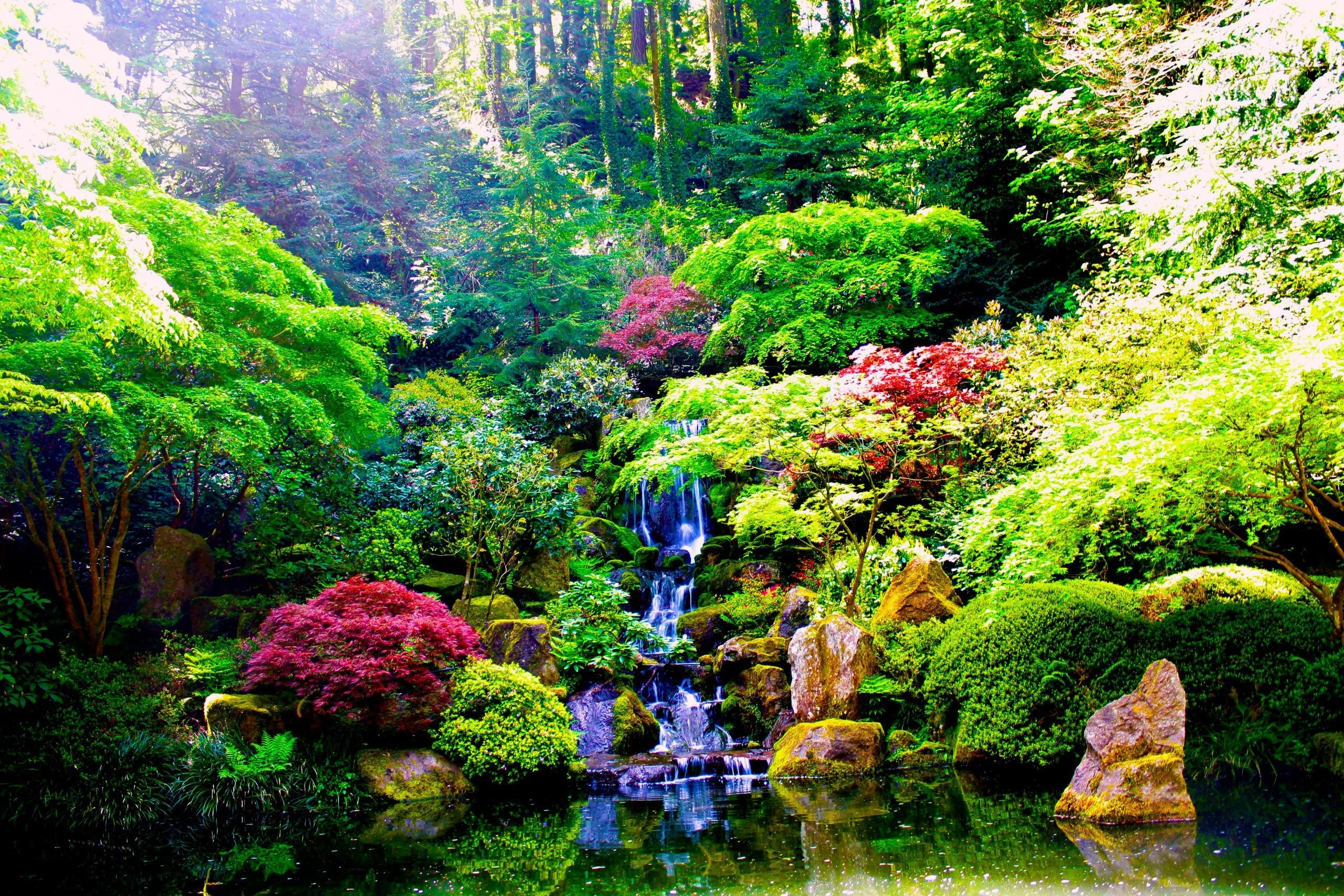 Japanese Garden Wallpapers: Zen Garden Wallpaper ·① WallpaperTag