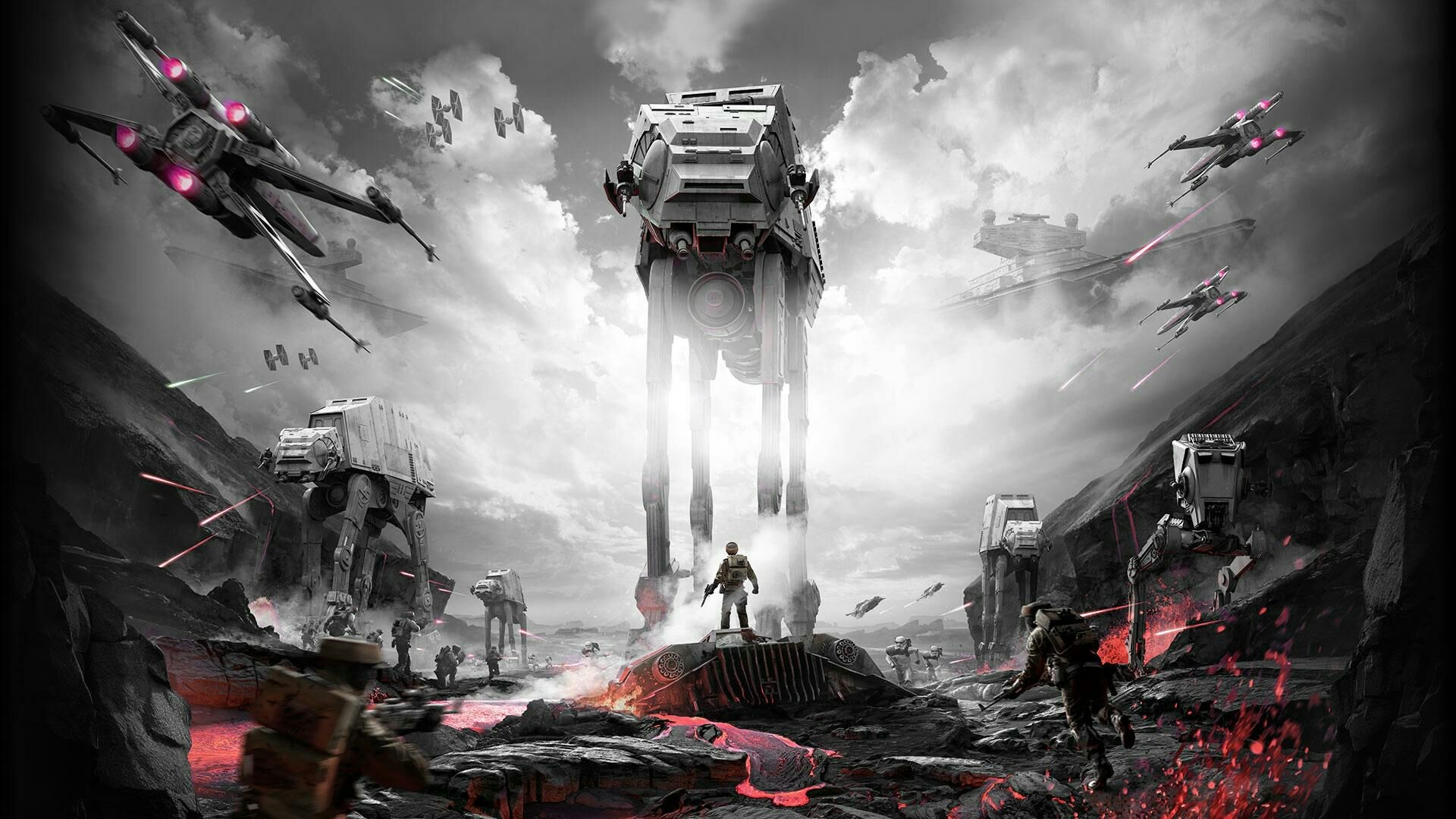 Cool Star Wars Backgrounds 1