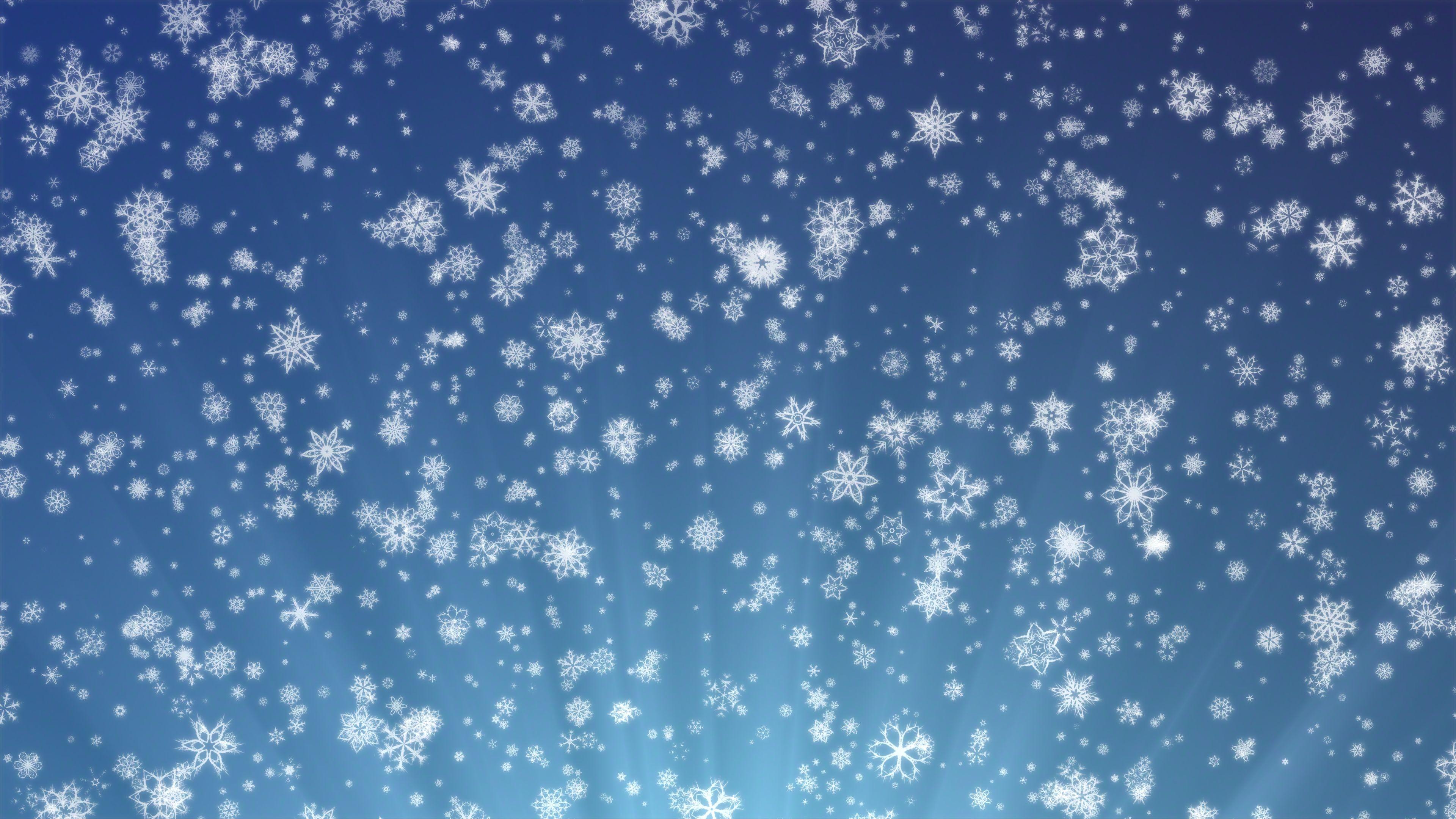 Картинки снега для фона