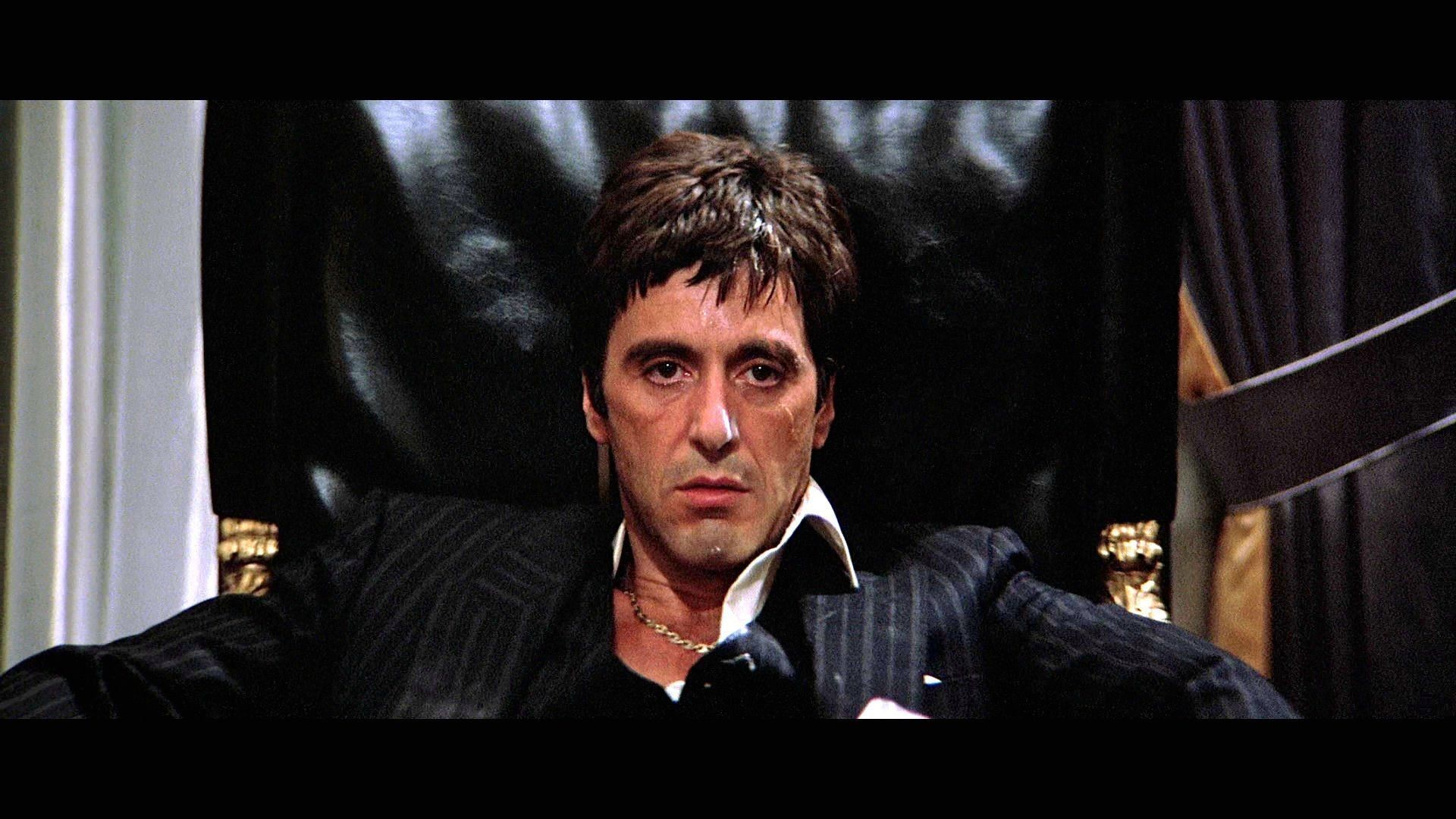 Scarface mural wallpaper wallpapertag - Scarface background ...