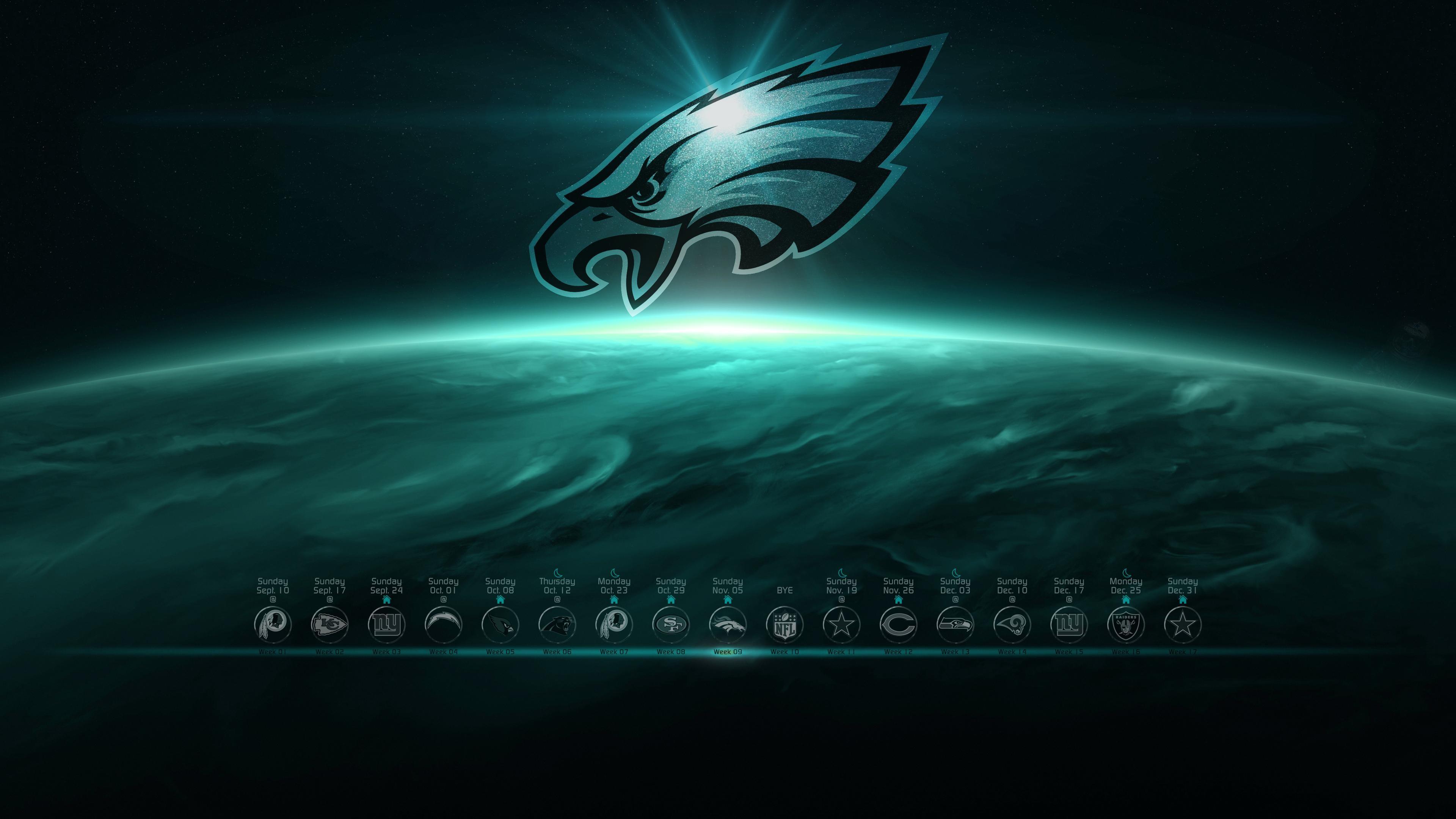 nfl eagles wallpaper