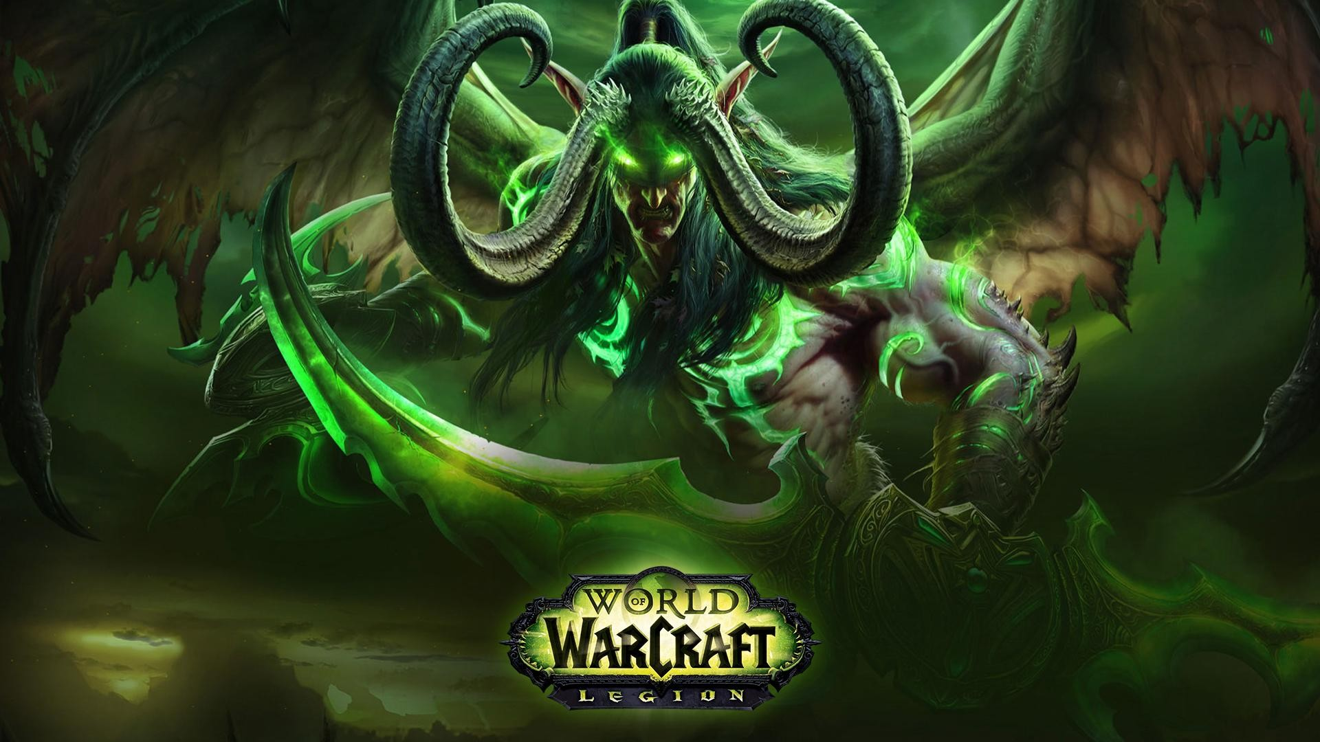 World of Warcraft Legion wallpaper ·① Download free ...
