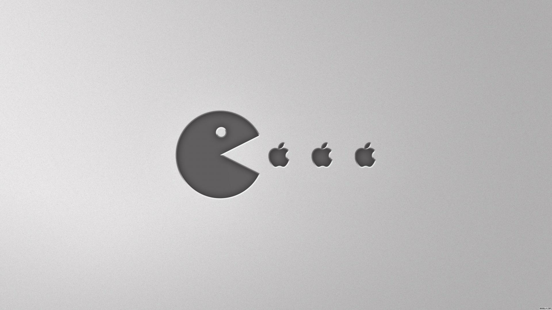Funny Mac Wallpaper 1