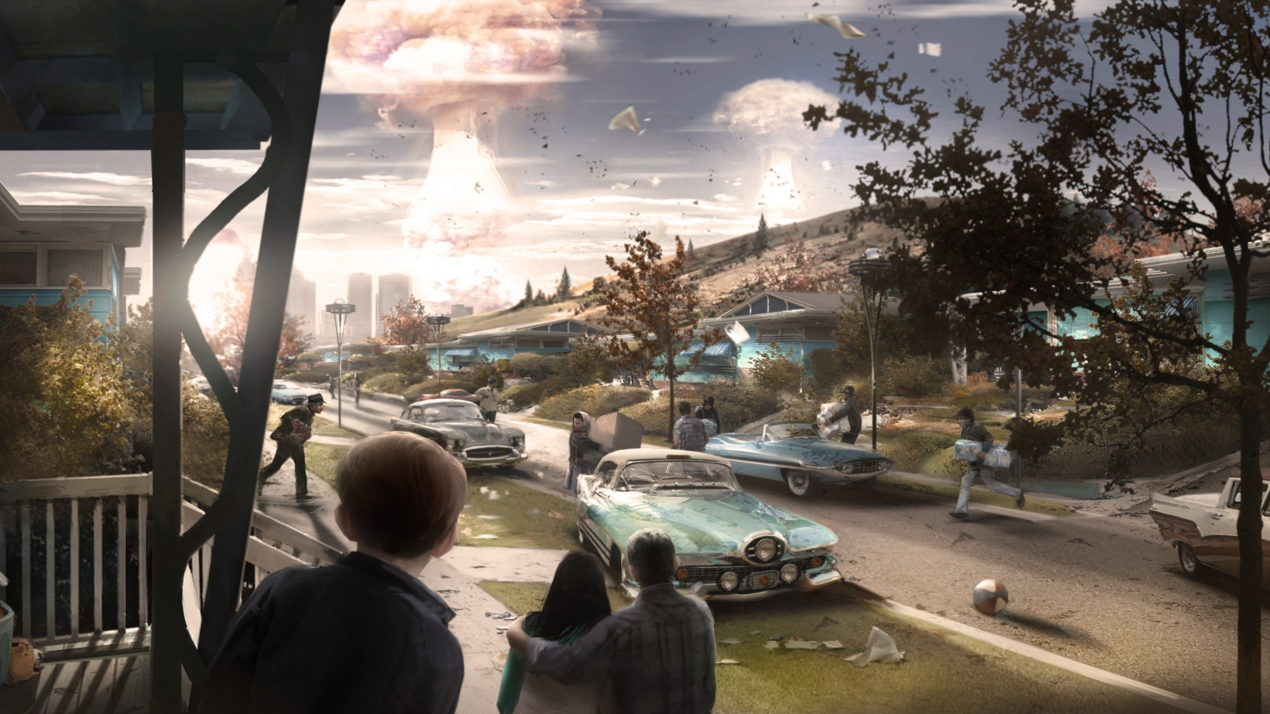 Fallout 4 Wallpaper HD ·① Download Free Cool Full HD