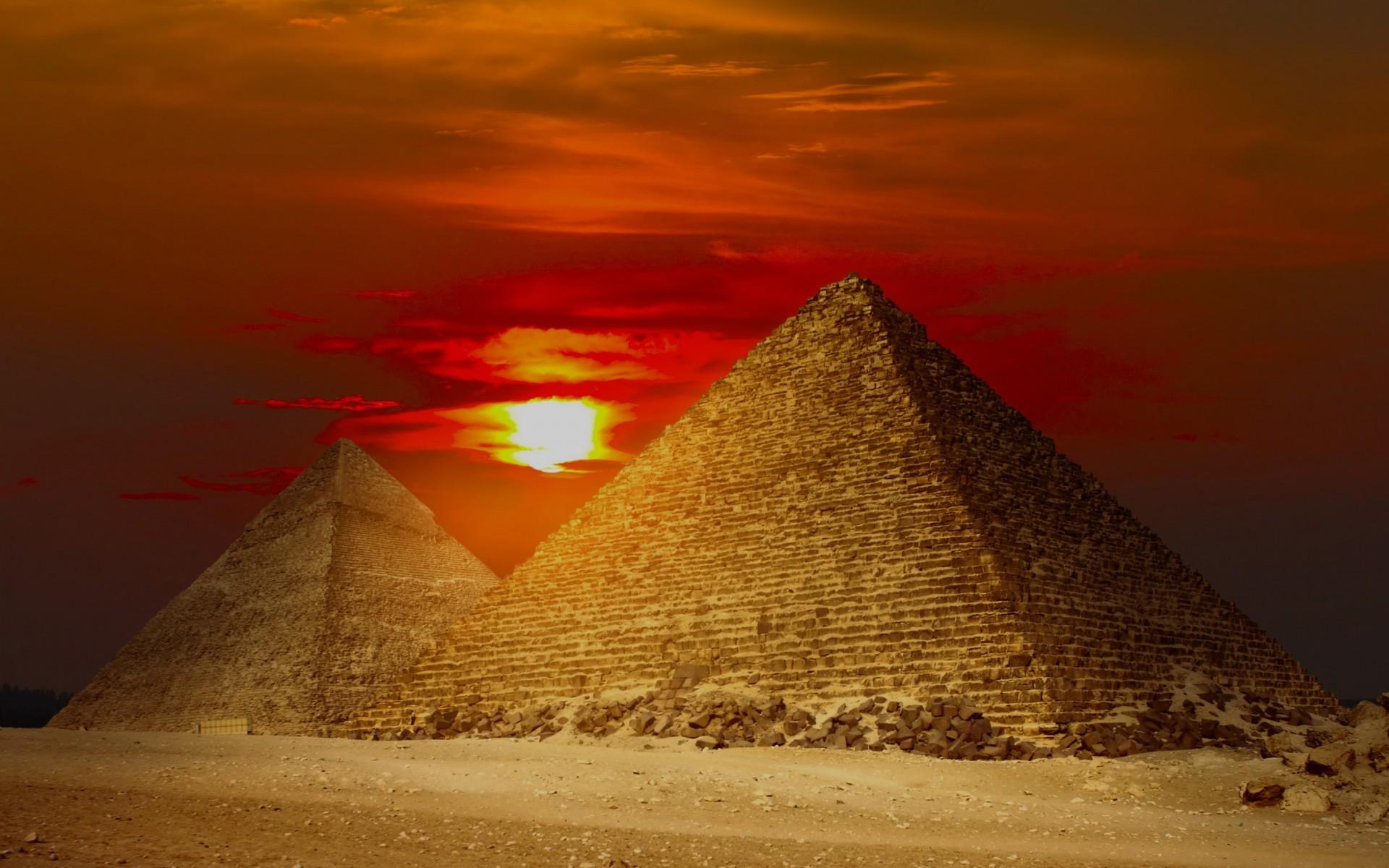 Giza Pyramids Wallpaper Wallpapertag
