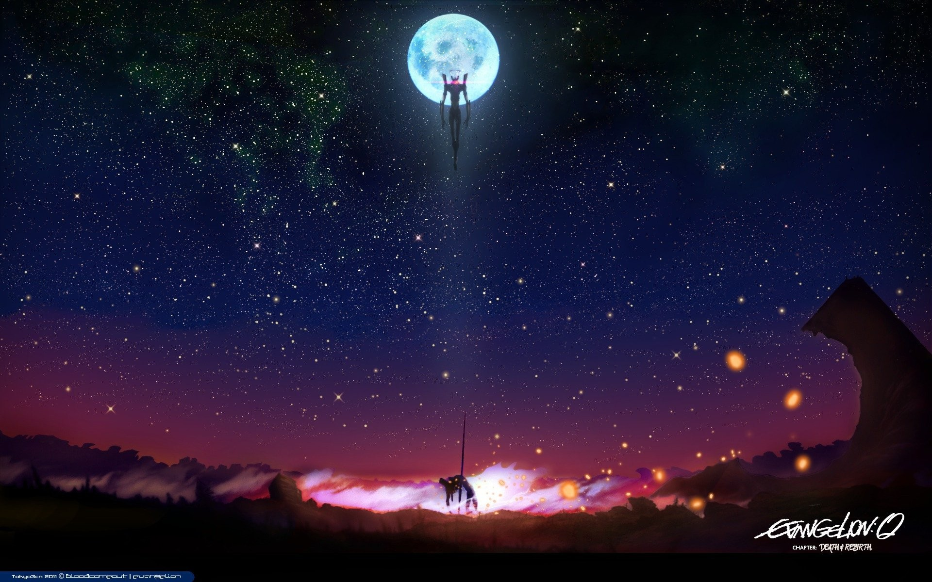 Neon Genesis Evangelion Wallpaper 1 Download Free Full HD