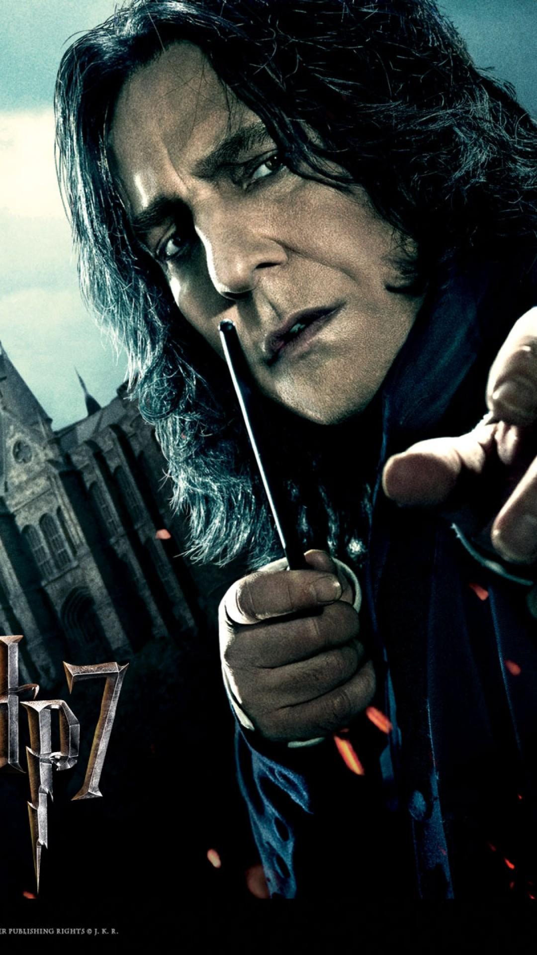 Movie - Harry Potter - Severus Snape - Alan Rickman