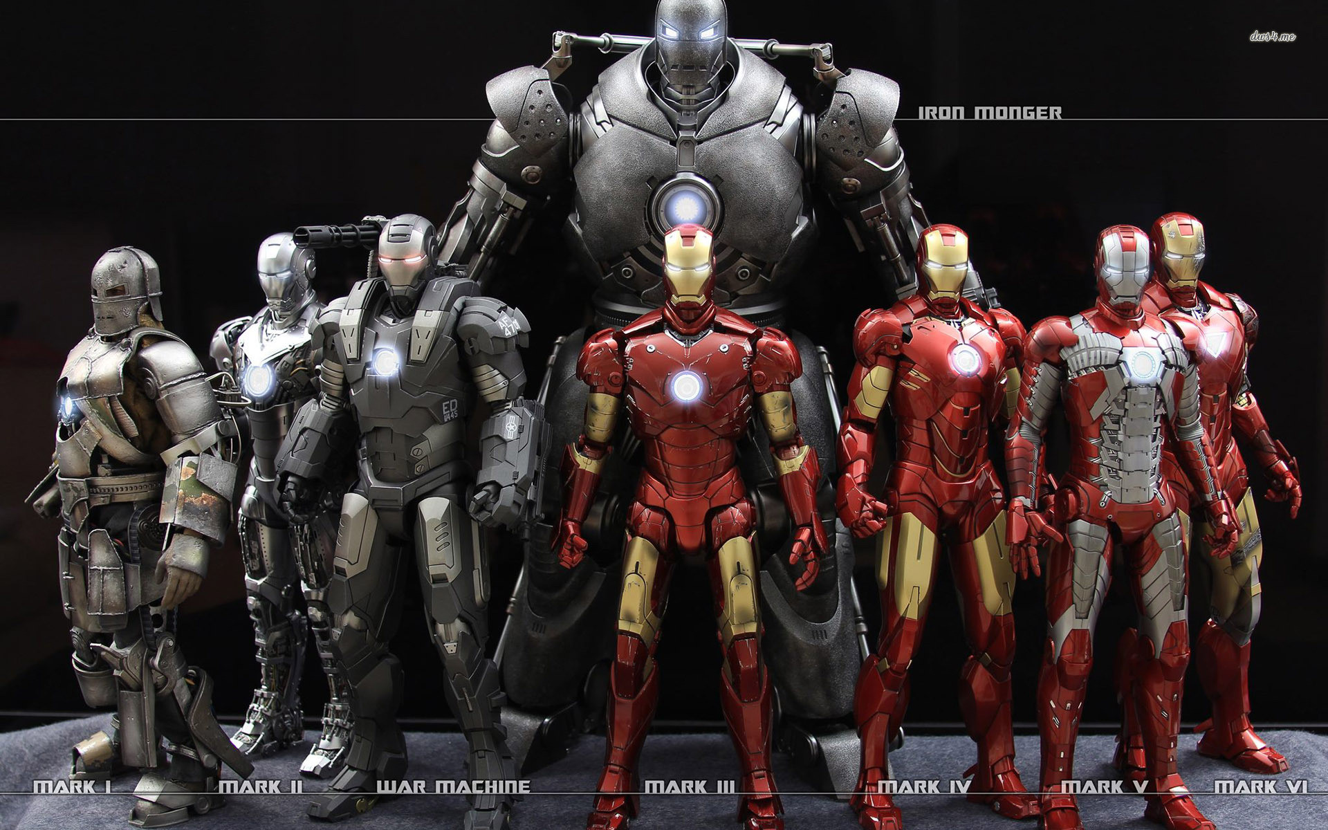 hd wallpapers iron man 3 ·①