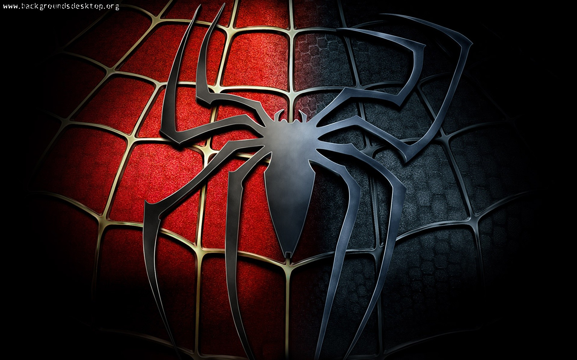 1920x1200 Spiderman Logo Wallpaper 35769poster Download