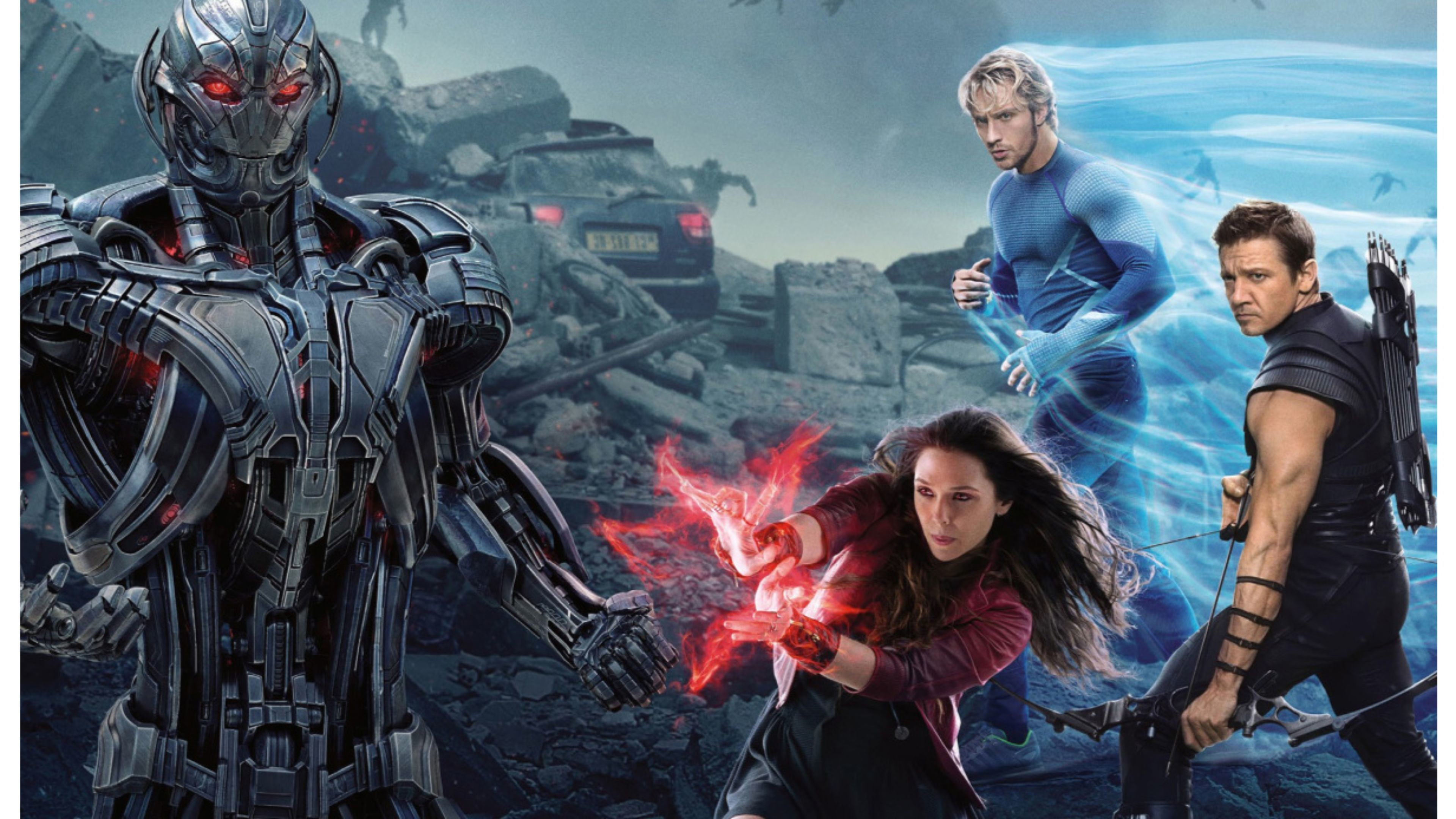 3840x2160 Best 4K Avengers Age Of Ultron Wallpaper