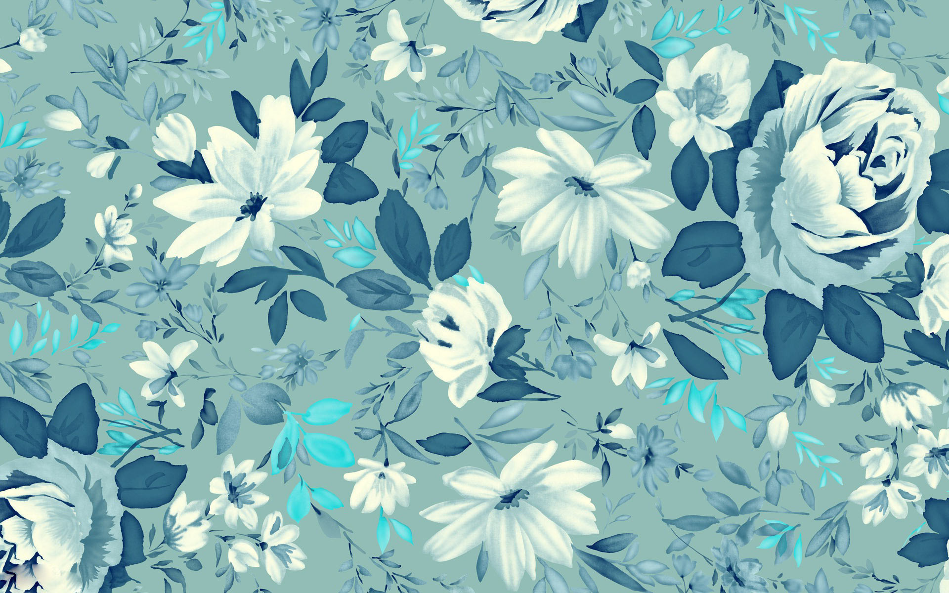 Black Floral Background Tumblr ·① Flower Background Pattern Tumblr