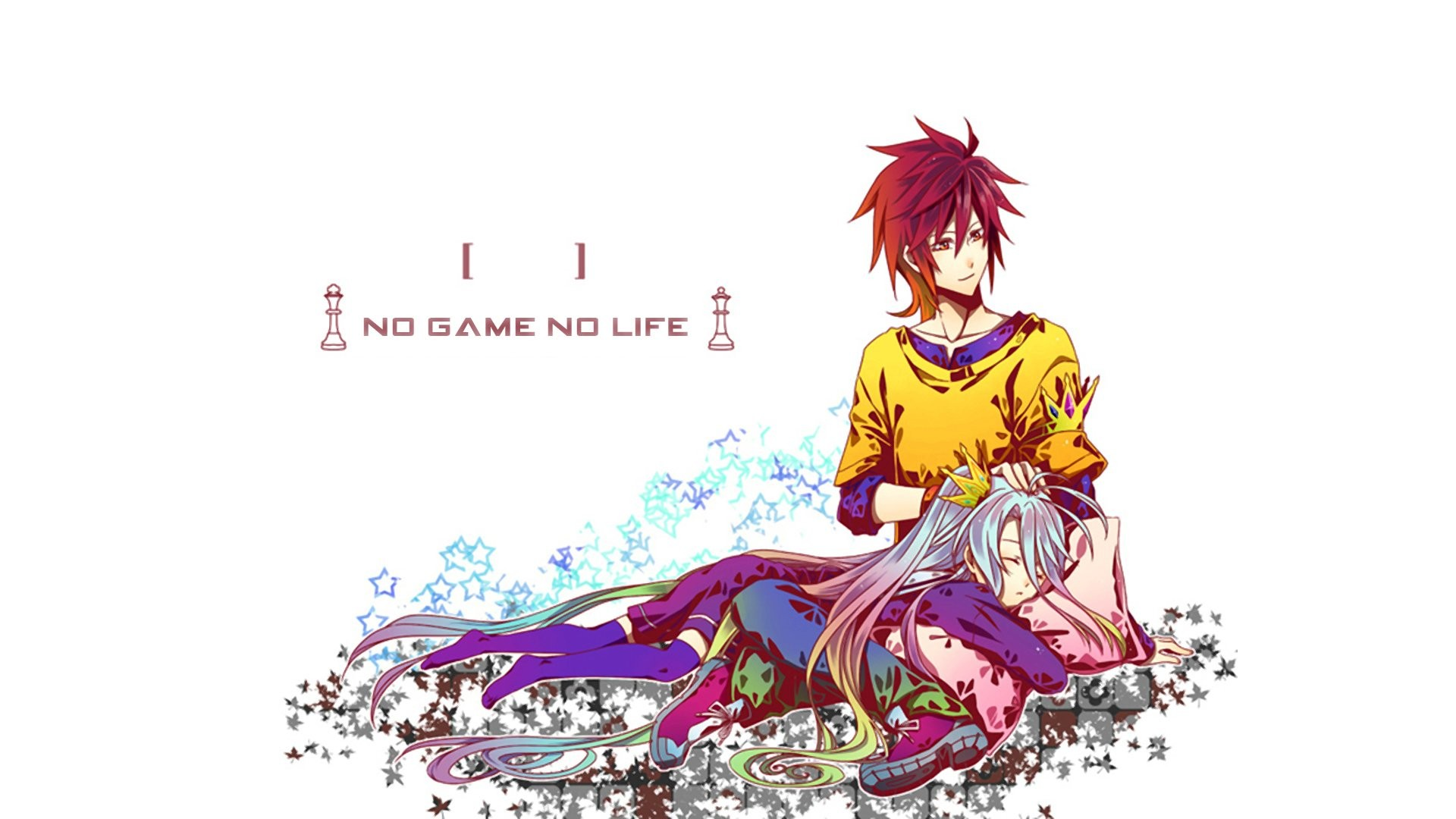 No Game No Life Wallpaper Download Free Full Hd Backgrounds
