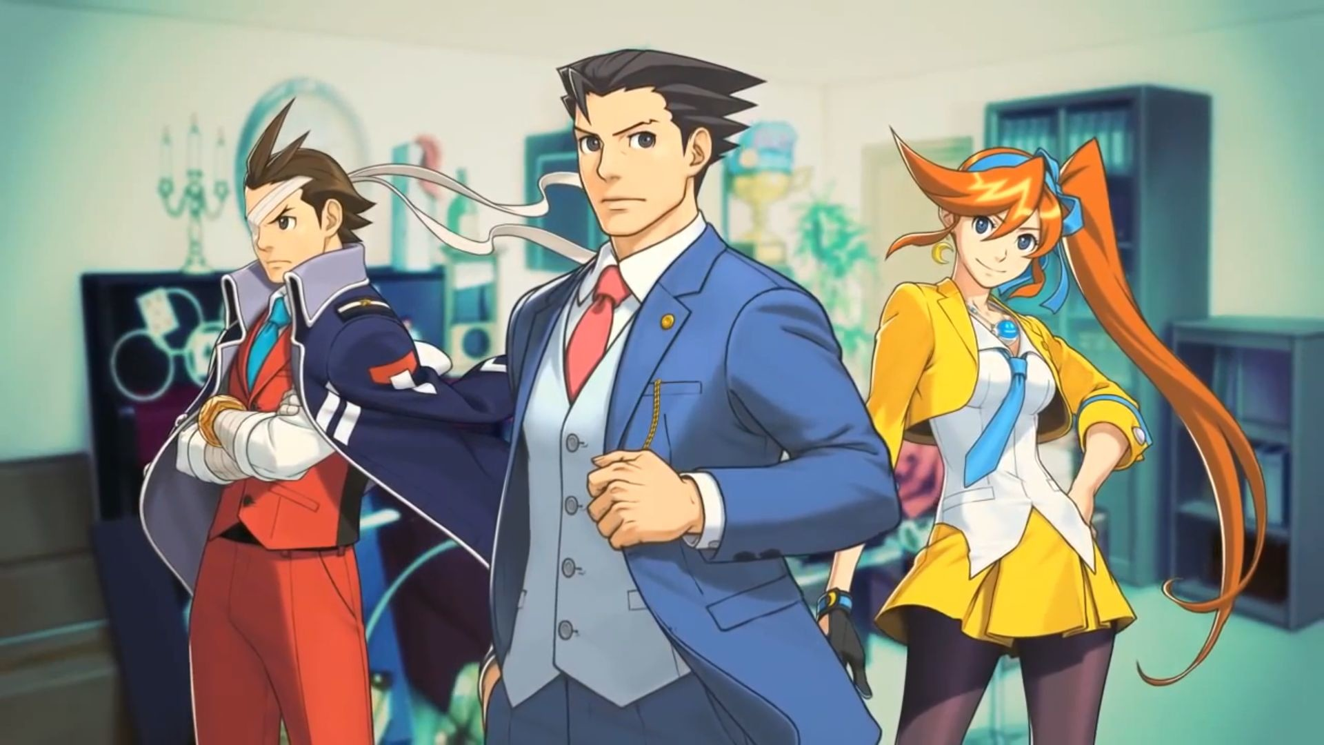 Ace Attorney Wallpaper 1