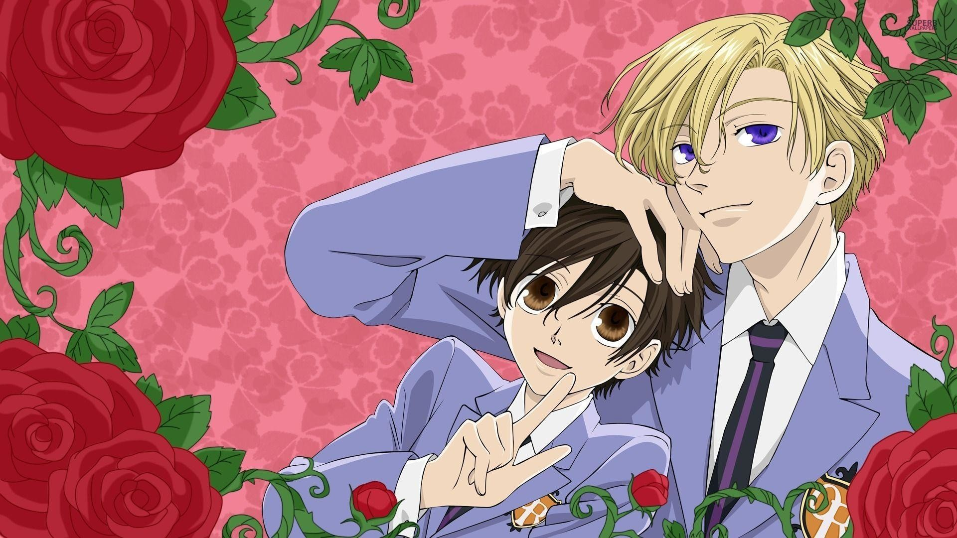 Ouran High School Host Club Wallpapers ·① WallpaperTag