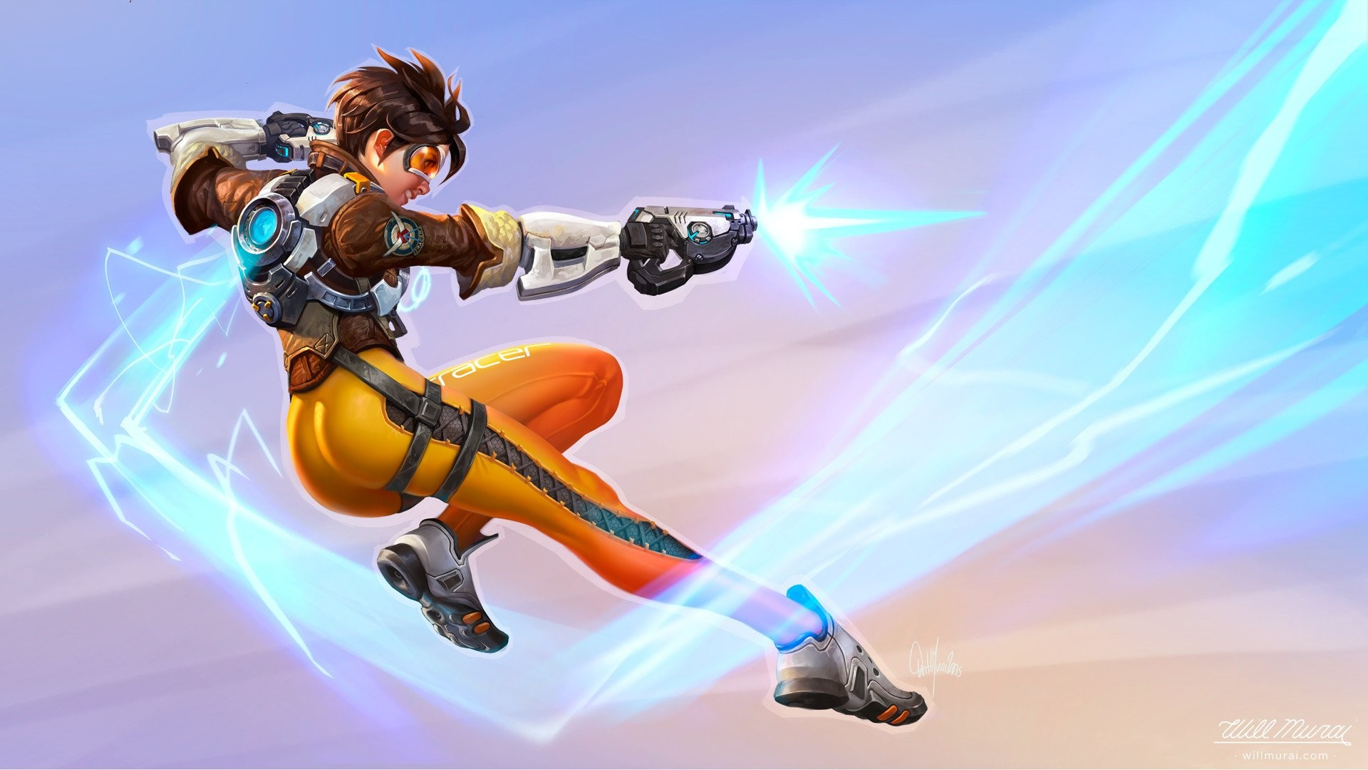 overwatch tracer wallpaper download free hd wallpapers of