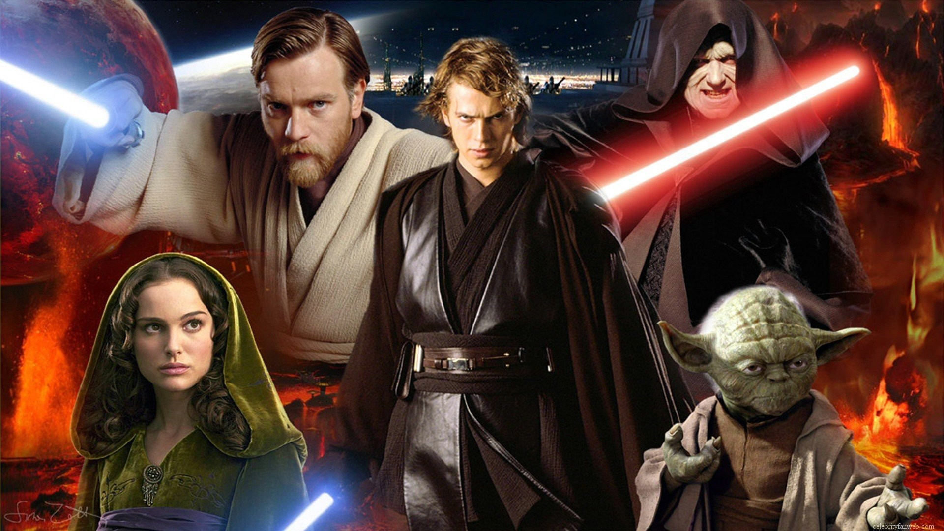 Star Wars Episode 1 Wallpaper Wallpapertag
