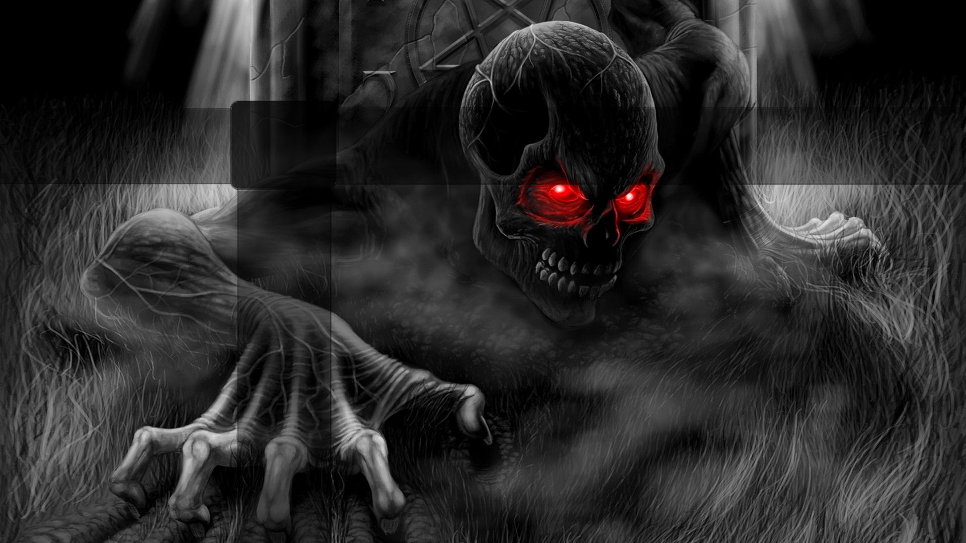 Scary Wallpaper ① Download Free Backgrounds For Desktop Mobile