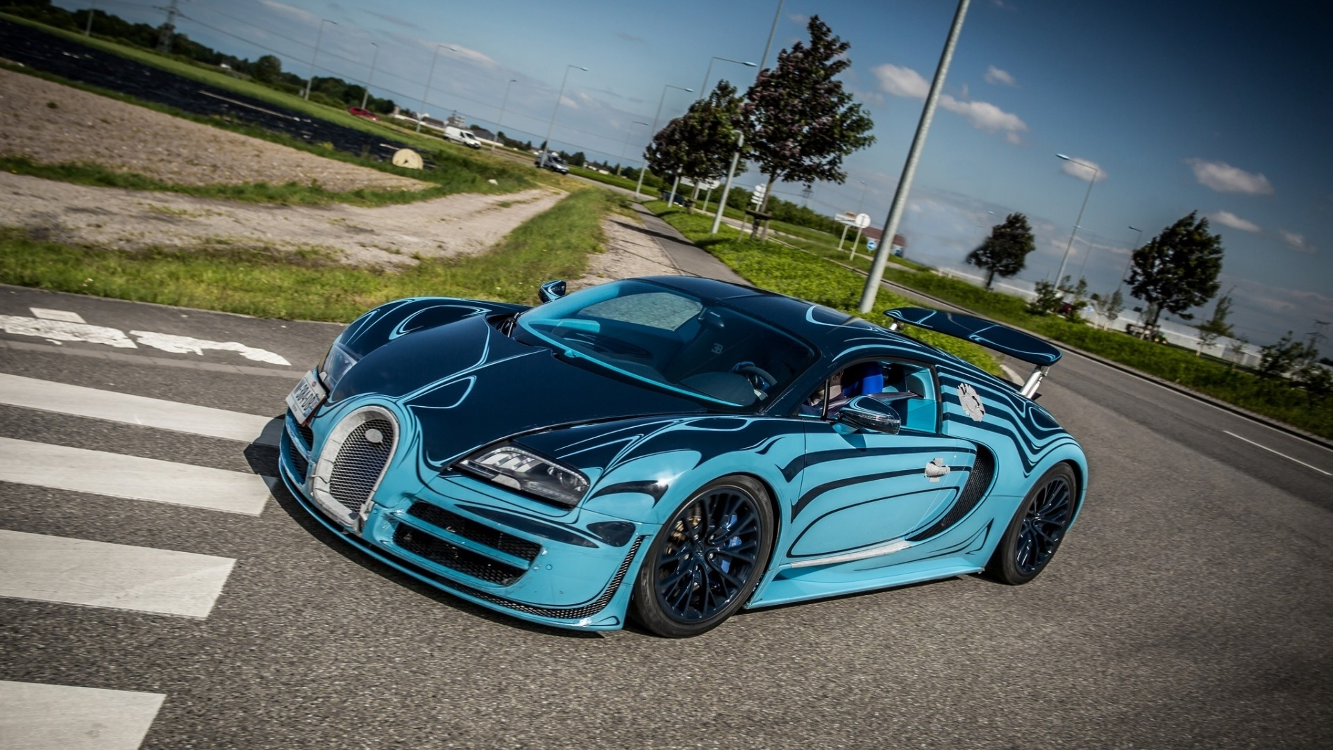Sport Wallpaper Bugatti Veyron: Bugatti Veyron Wallpapers ·①