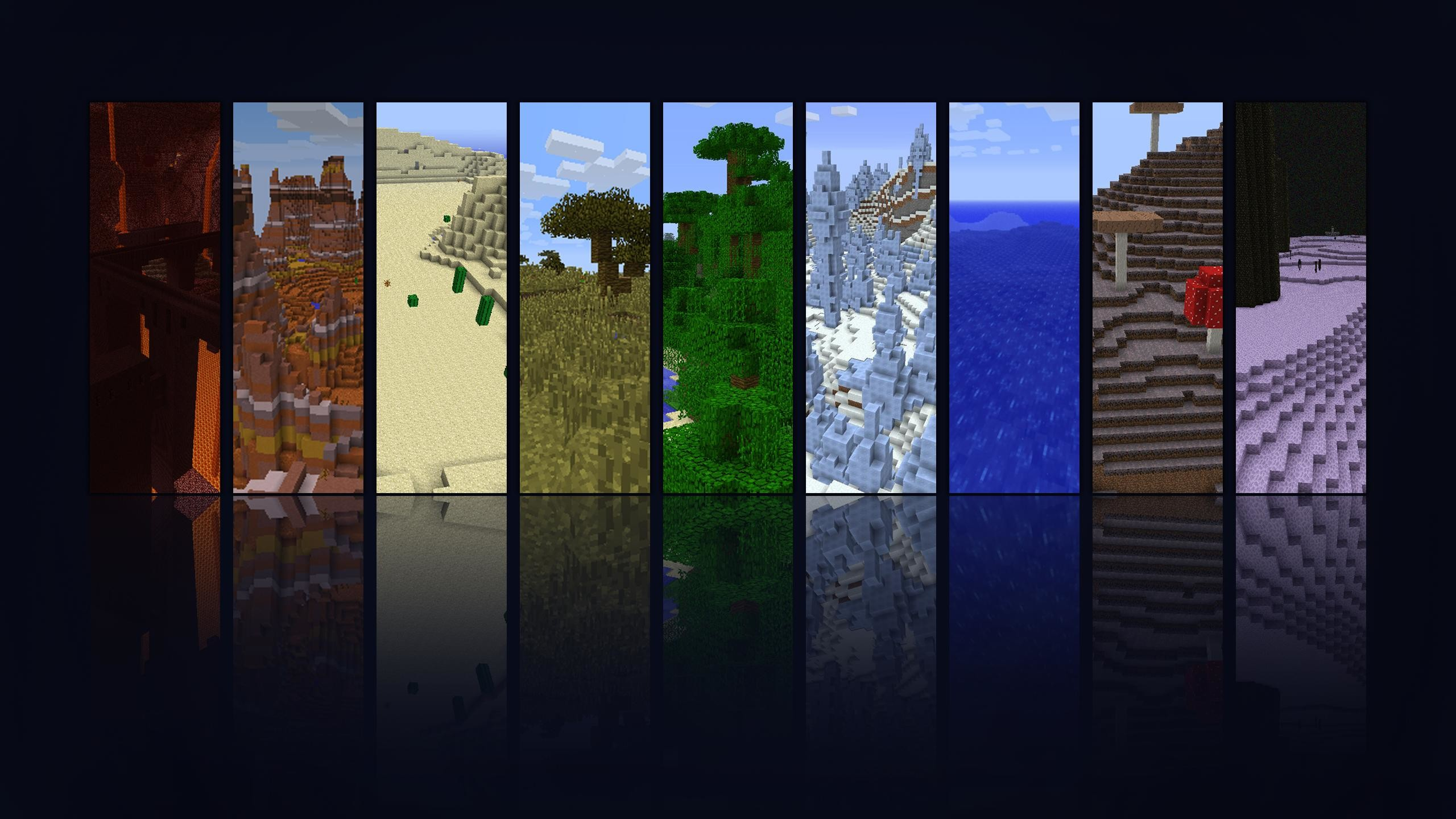 Minecraft Backgrounds For Your Computer Wallpapertag