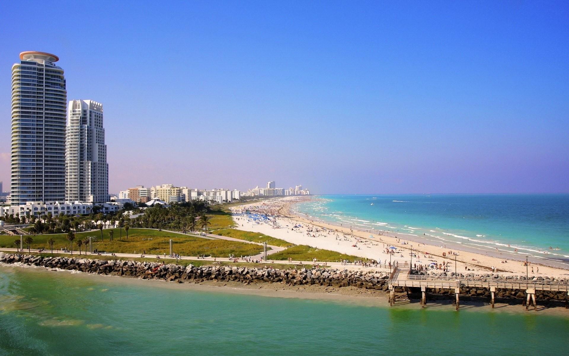 Miami South Beach Wallpaper 1