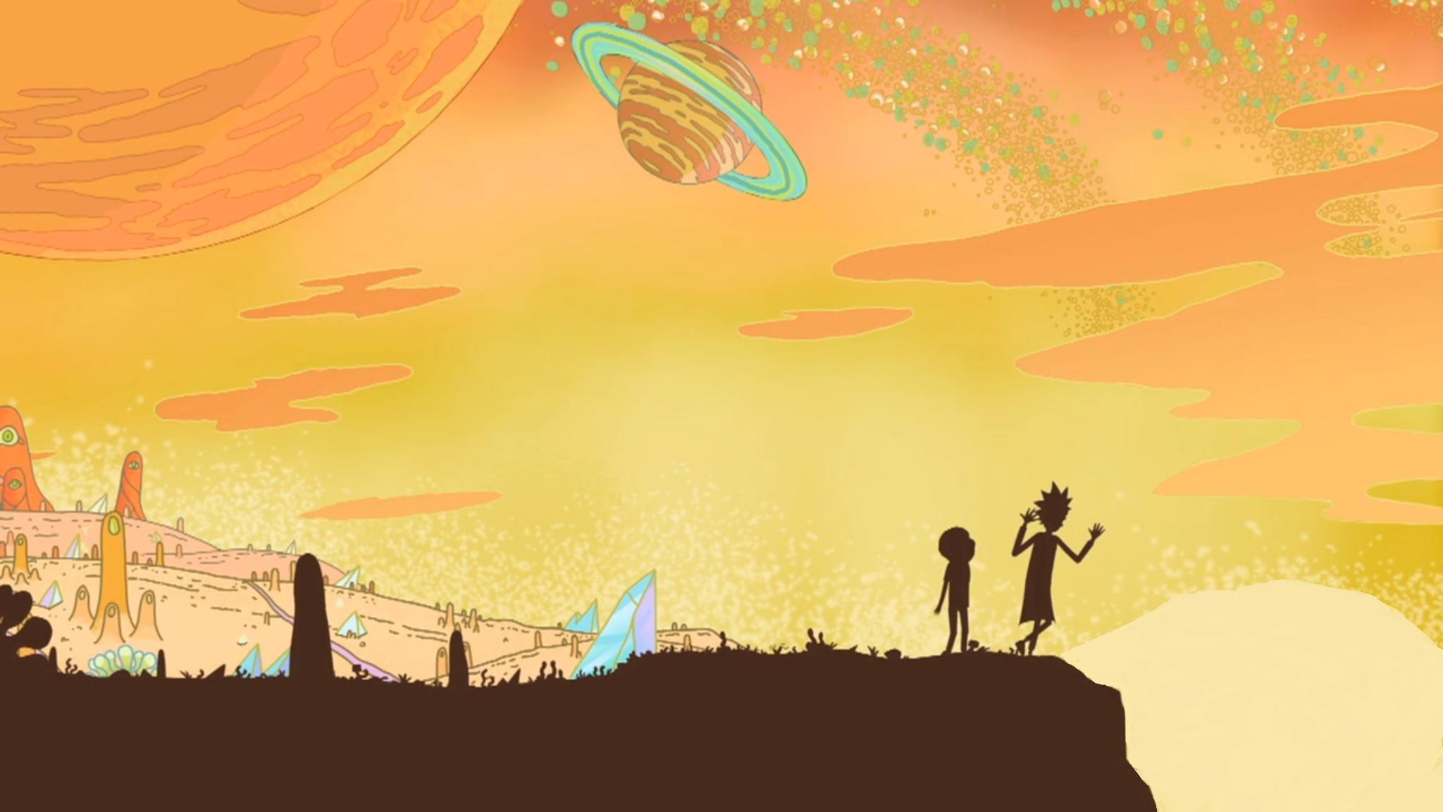 Rick And Morty Wallpaper 1080p ① Download Free Stunning High
