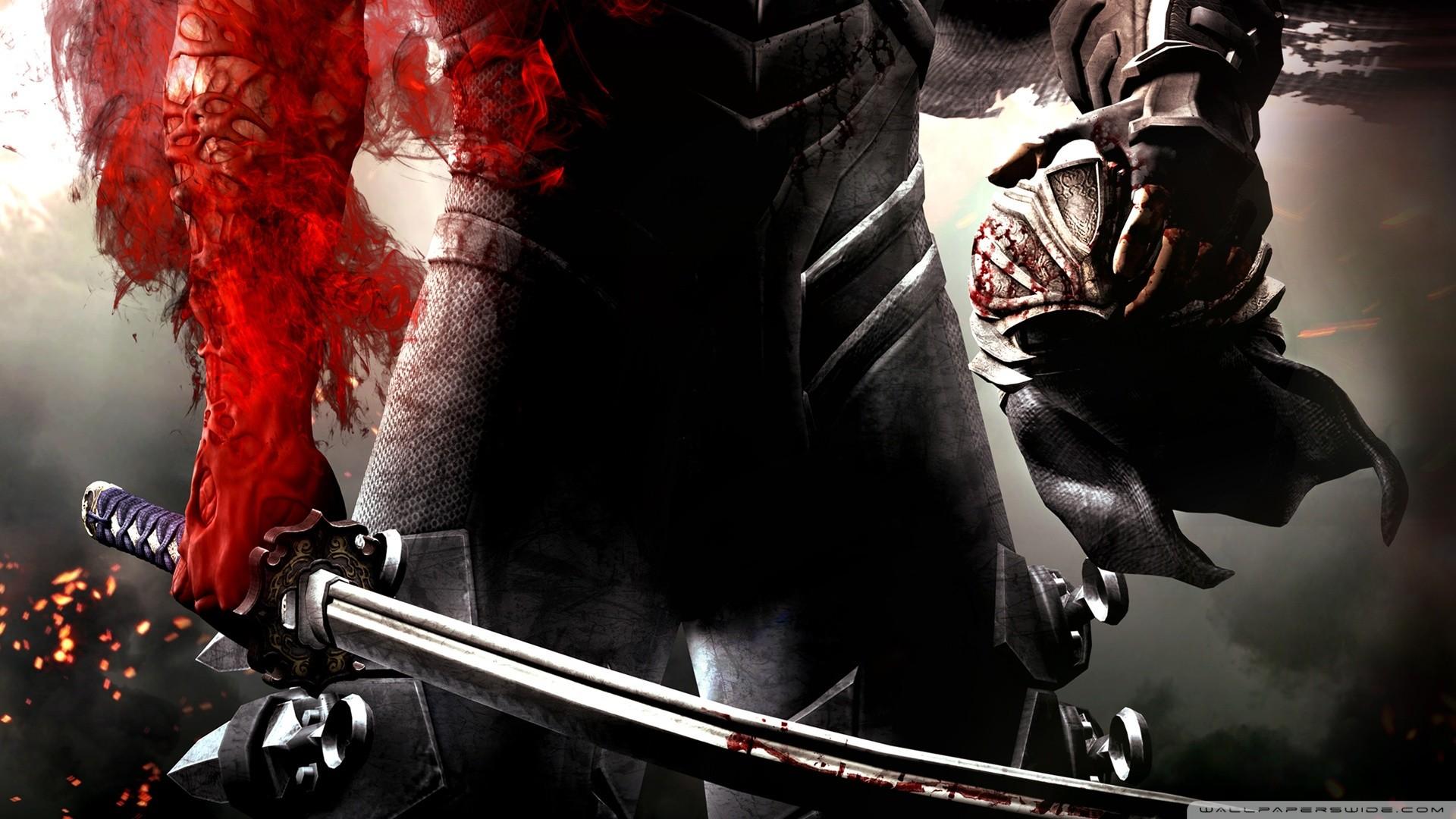 Ninja Blade PC Game Wallpaper in HD ·① WallpaperTag