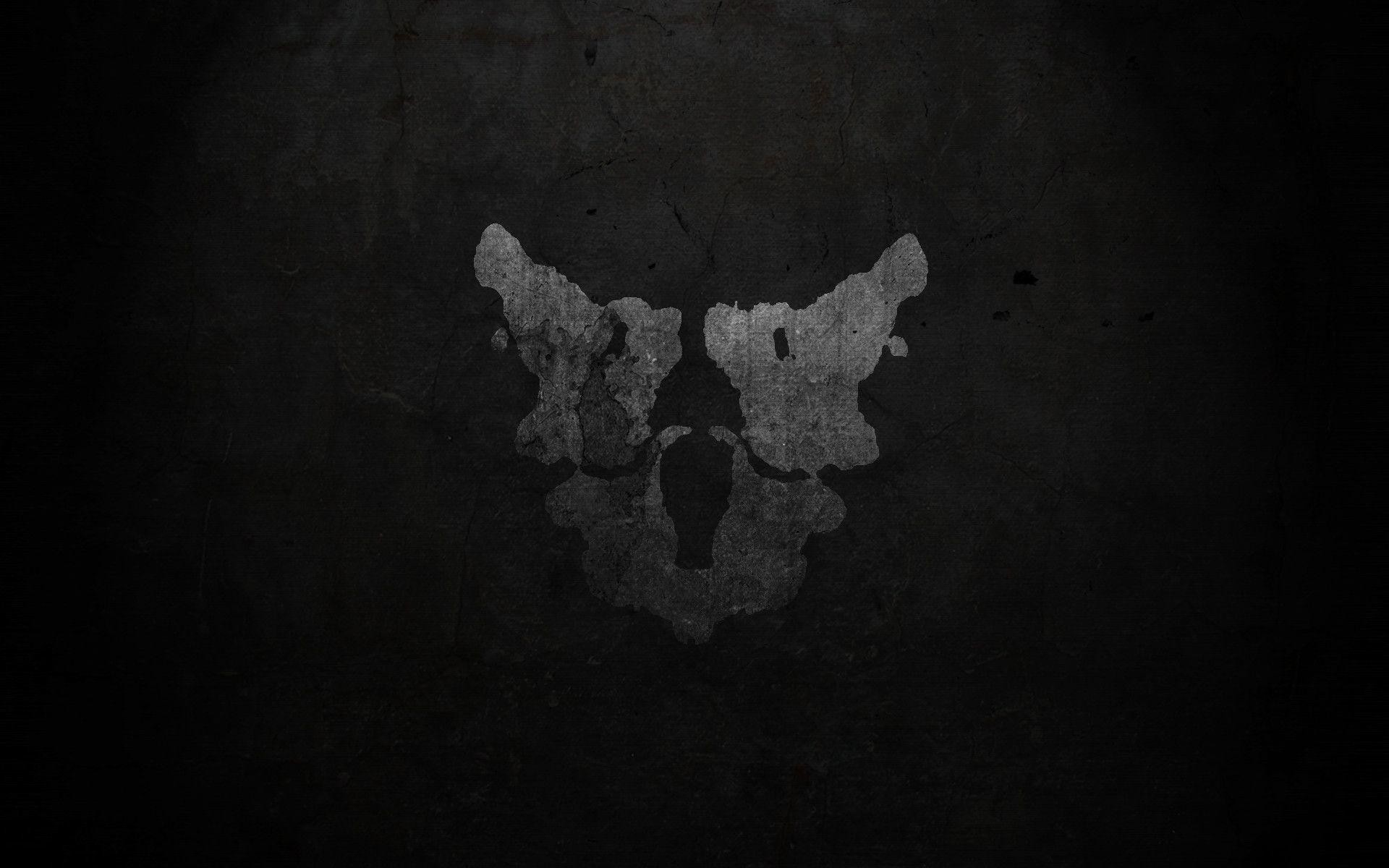 watchmen rorschach wallpaper ·①