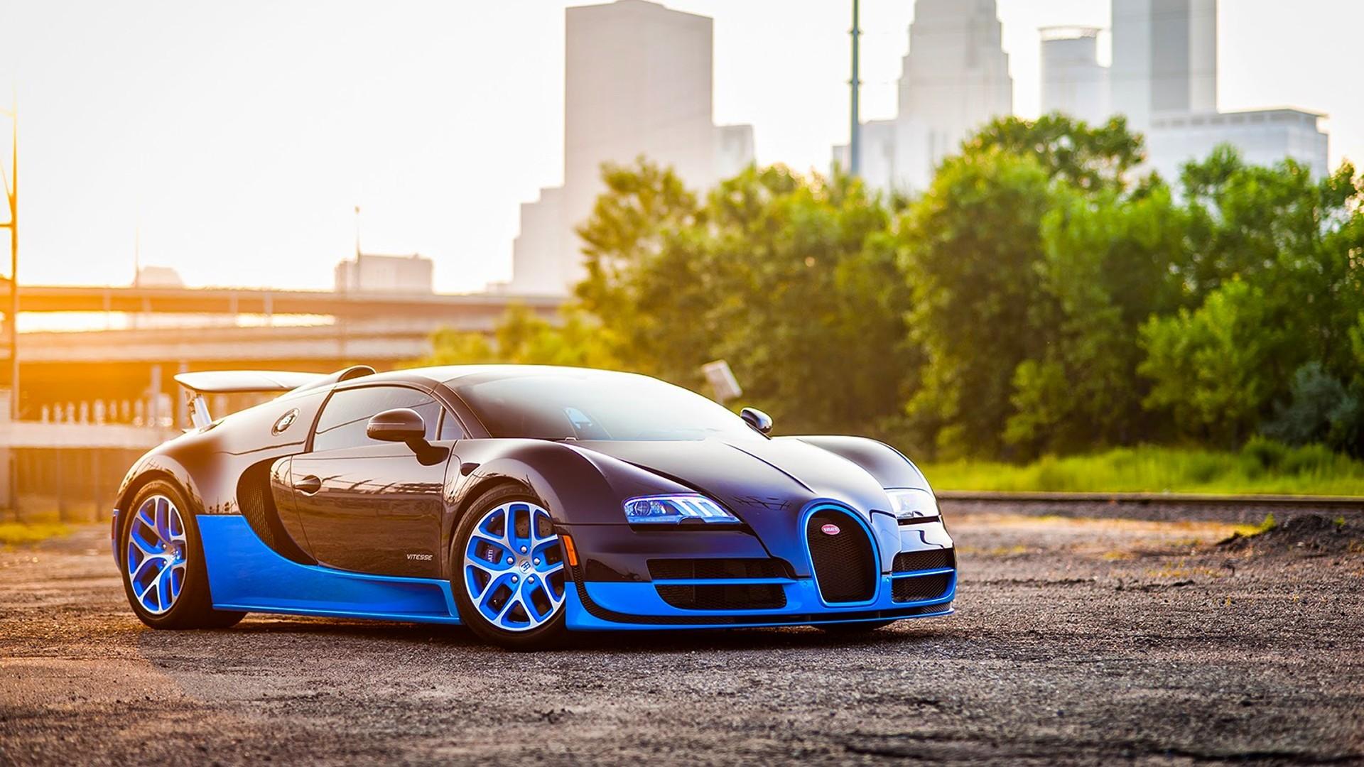Bugatti Veyron Wallpapers 1