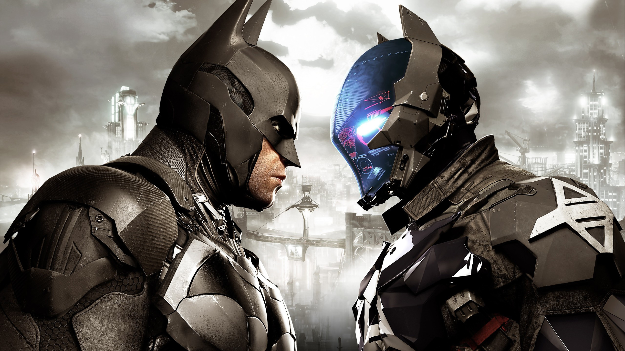 Batman Arkham Knight Images