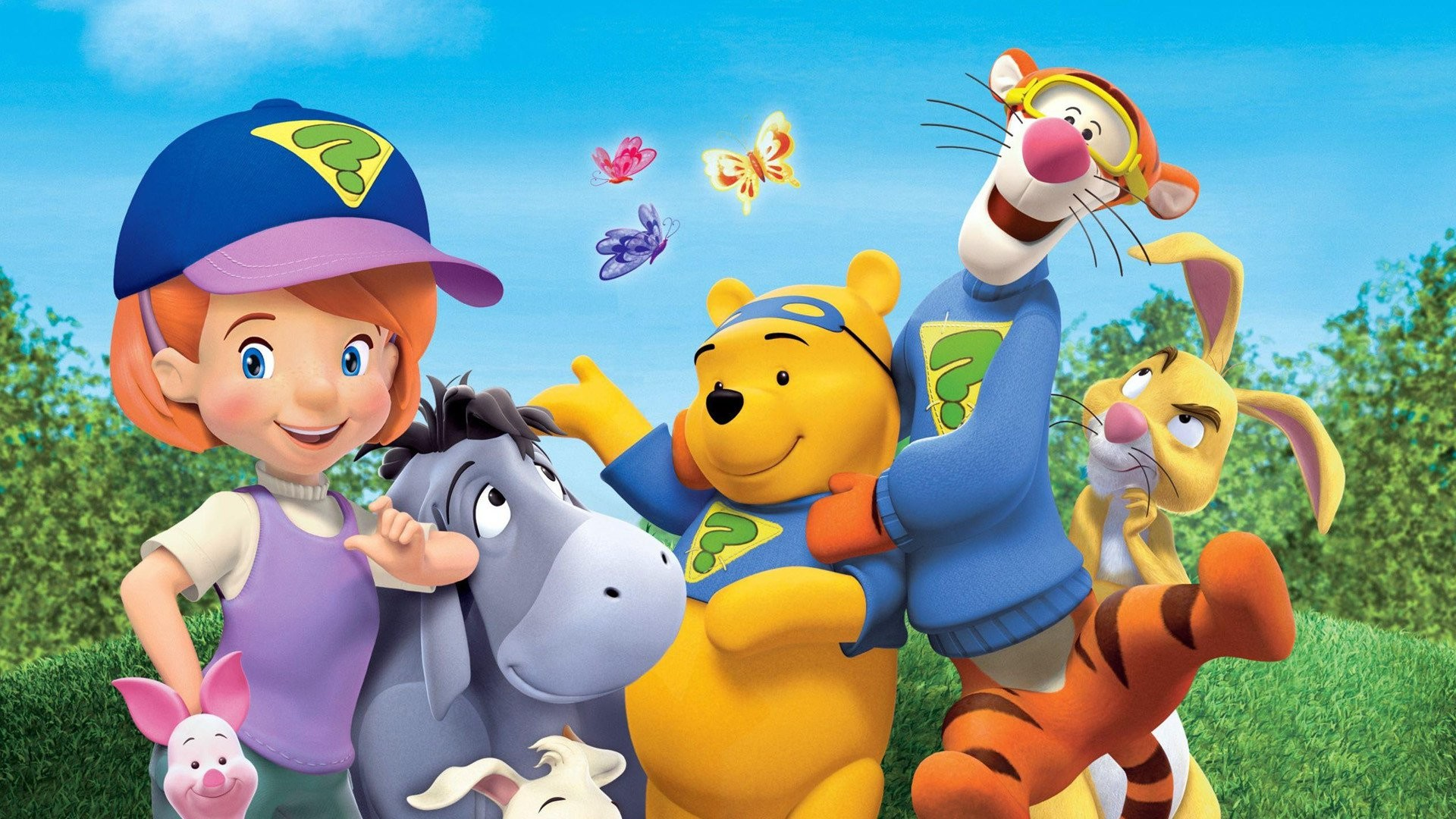 My friends tigger pooh wallpapers 1920x1200 wallpapers of winnie the pooh group 88 thecheapjerseys Images