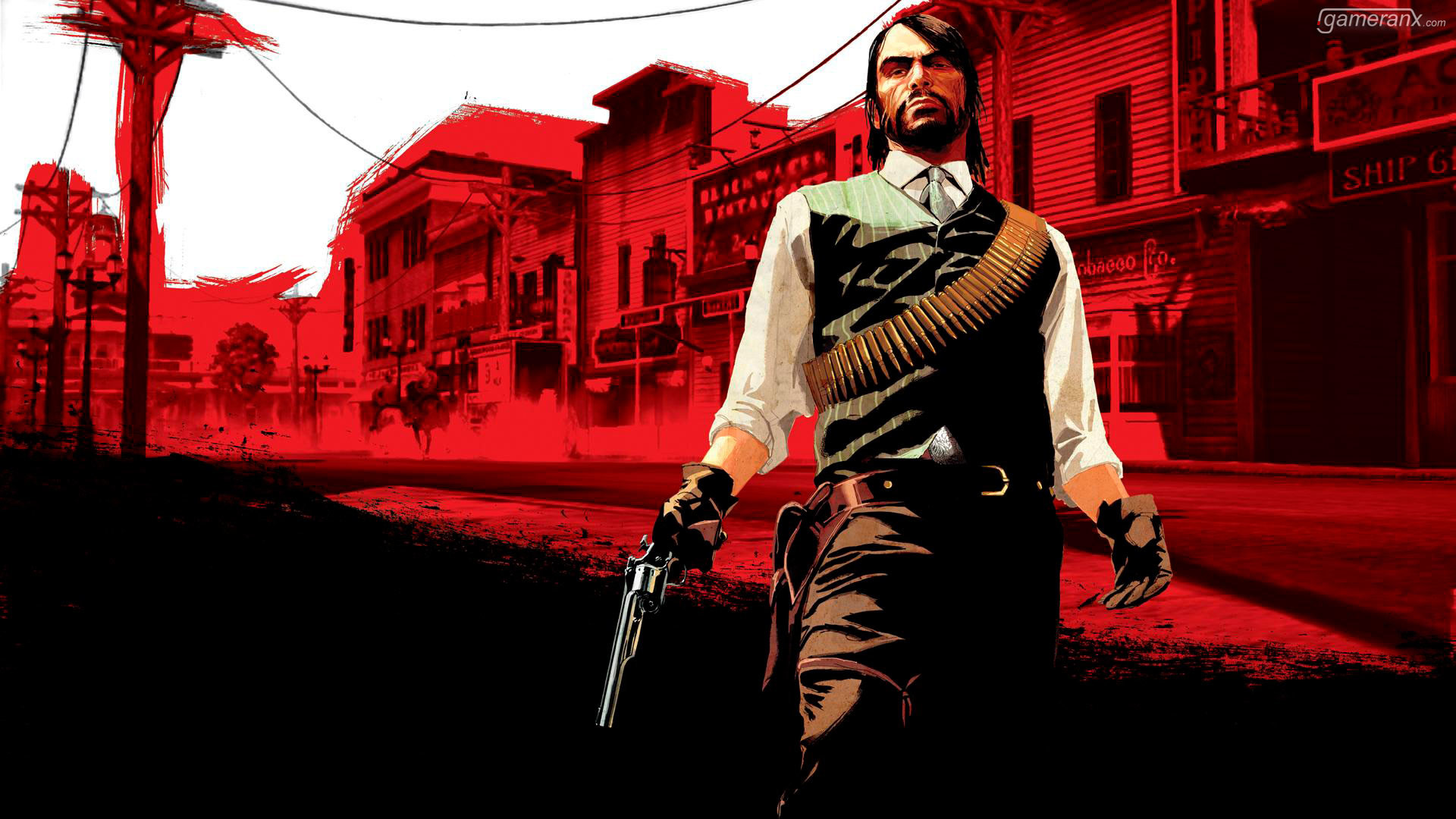 Red Dead Redemption Wallpapers Wallpapertag