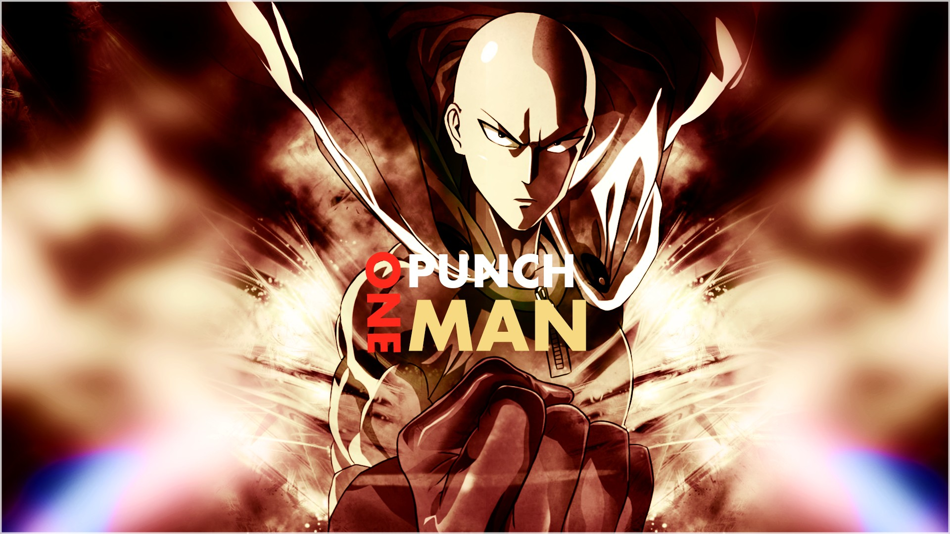 one punch man wallpaper hd download free stunning hd. Black Bedroom Furniture Sets. Home Design Ideas